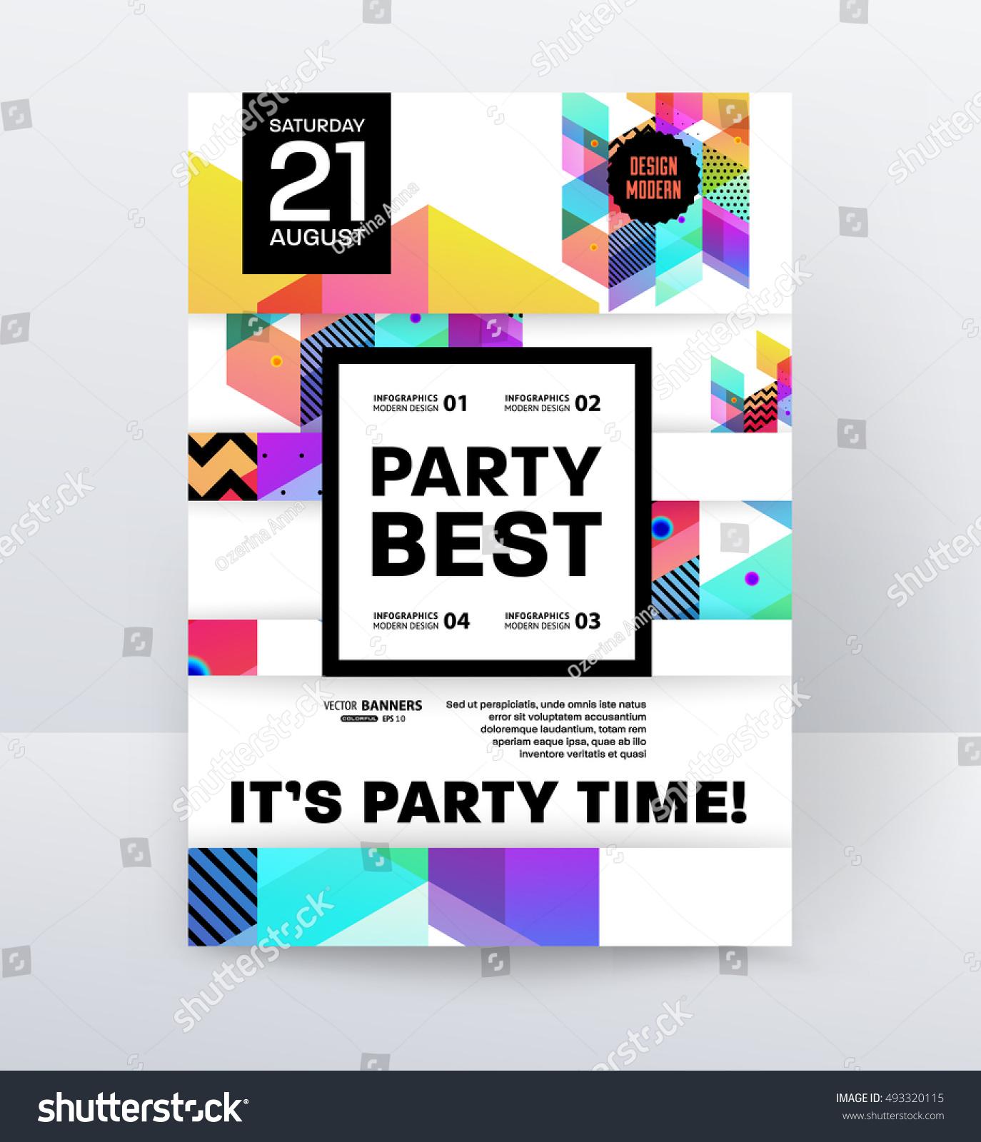Groß Party Poster Vorlage Bilder - Entry Level Resume Vorlagen ...