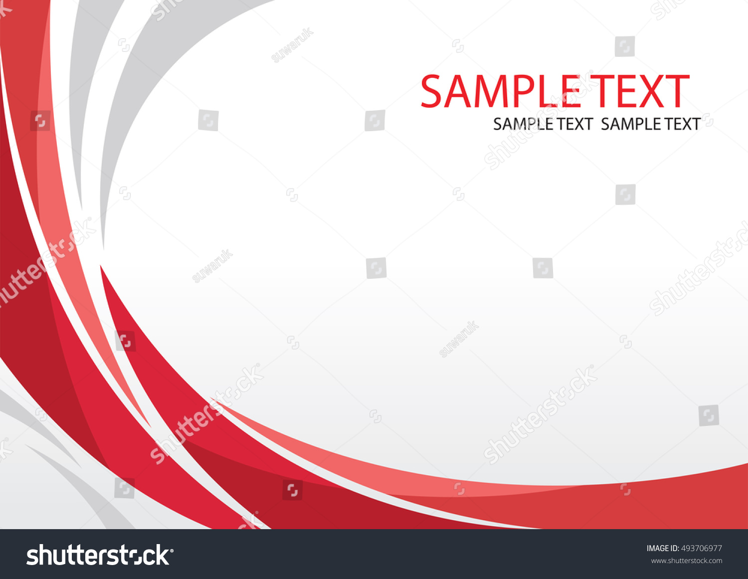 template annual report brochure flyer design stock vector (royalty, Presentation Abstract Template, Presentation templates