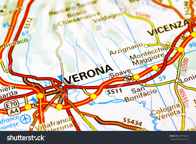 Milan Italy October 10 2015 Verona Stock Photo (Edit Now) 493786555 ...