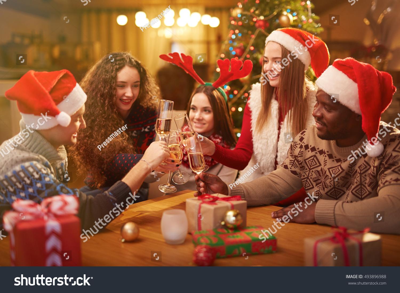 Christmas Toast Stock Photo 493896988 - Shutterstock