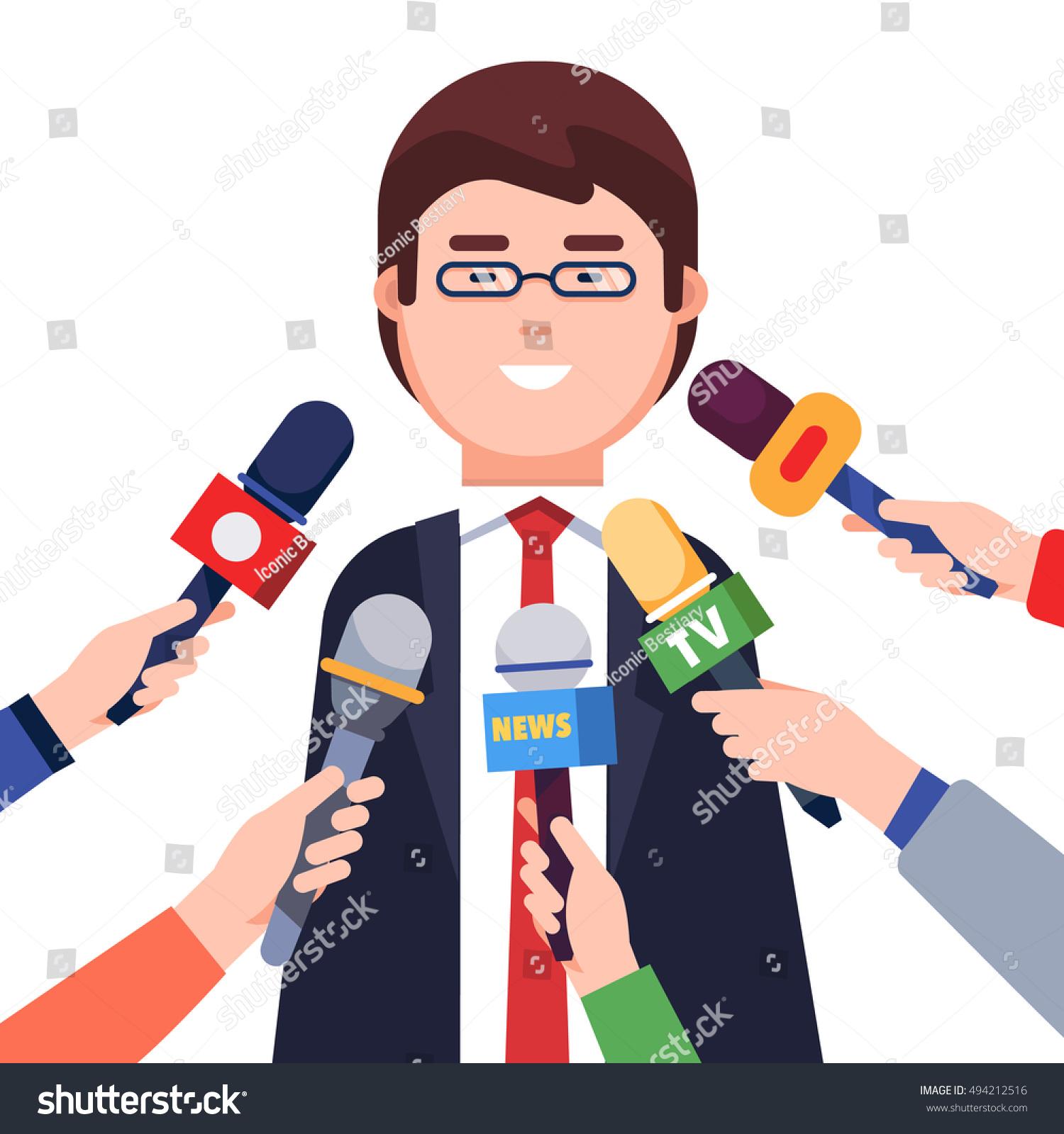 Journalist Person Stock Illustrations – 5,334 Journalist Person Stock  Illustrations, Vectors & Clipart - Dreamstime