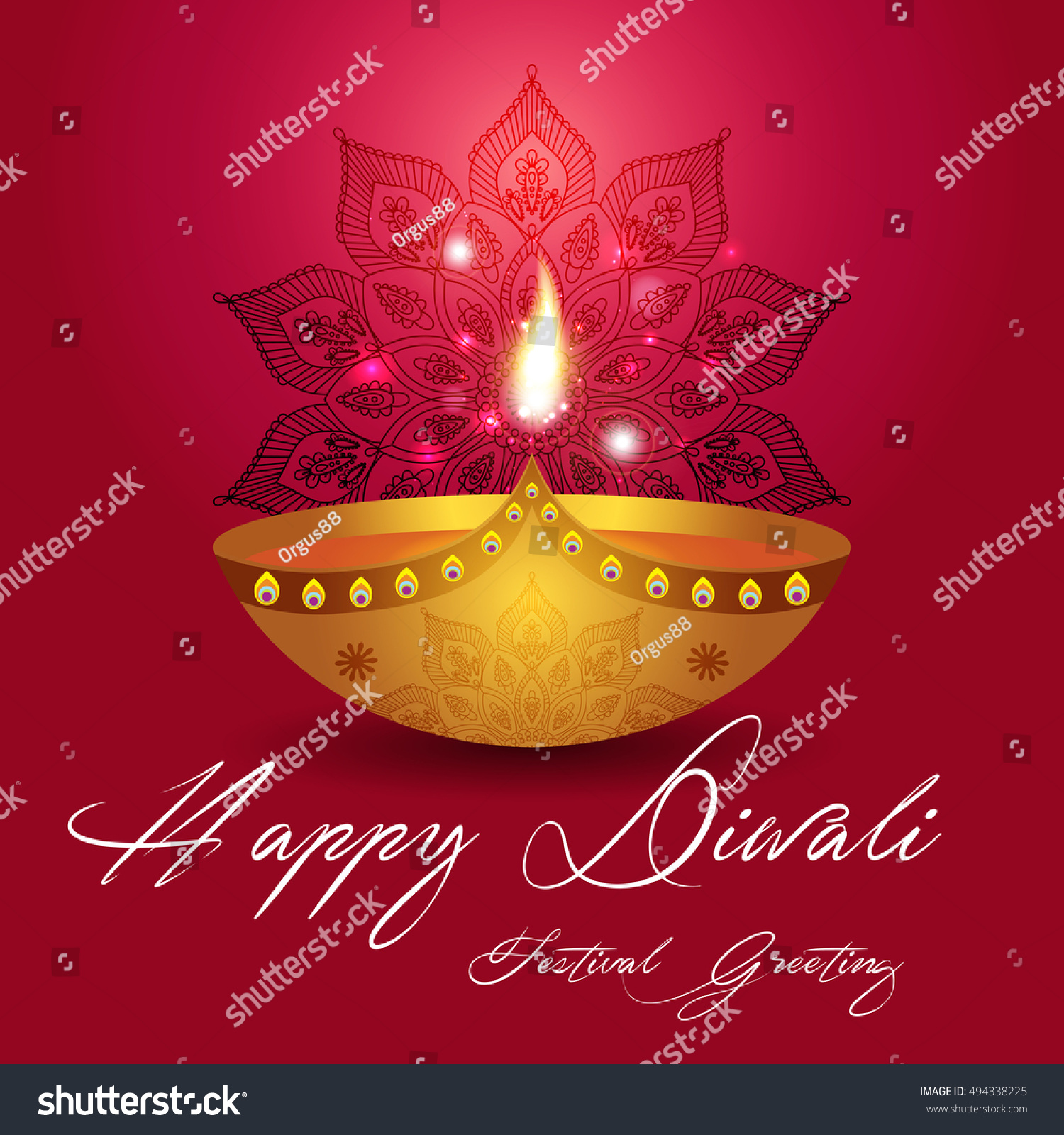 Beautiful greeting card hindu community festival stock vector beautiful greeting card for hindu community festival diwali happy diwali traditional indian festival colorful kristyandbryce Images