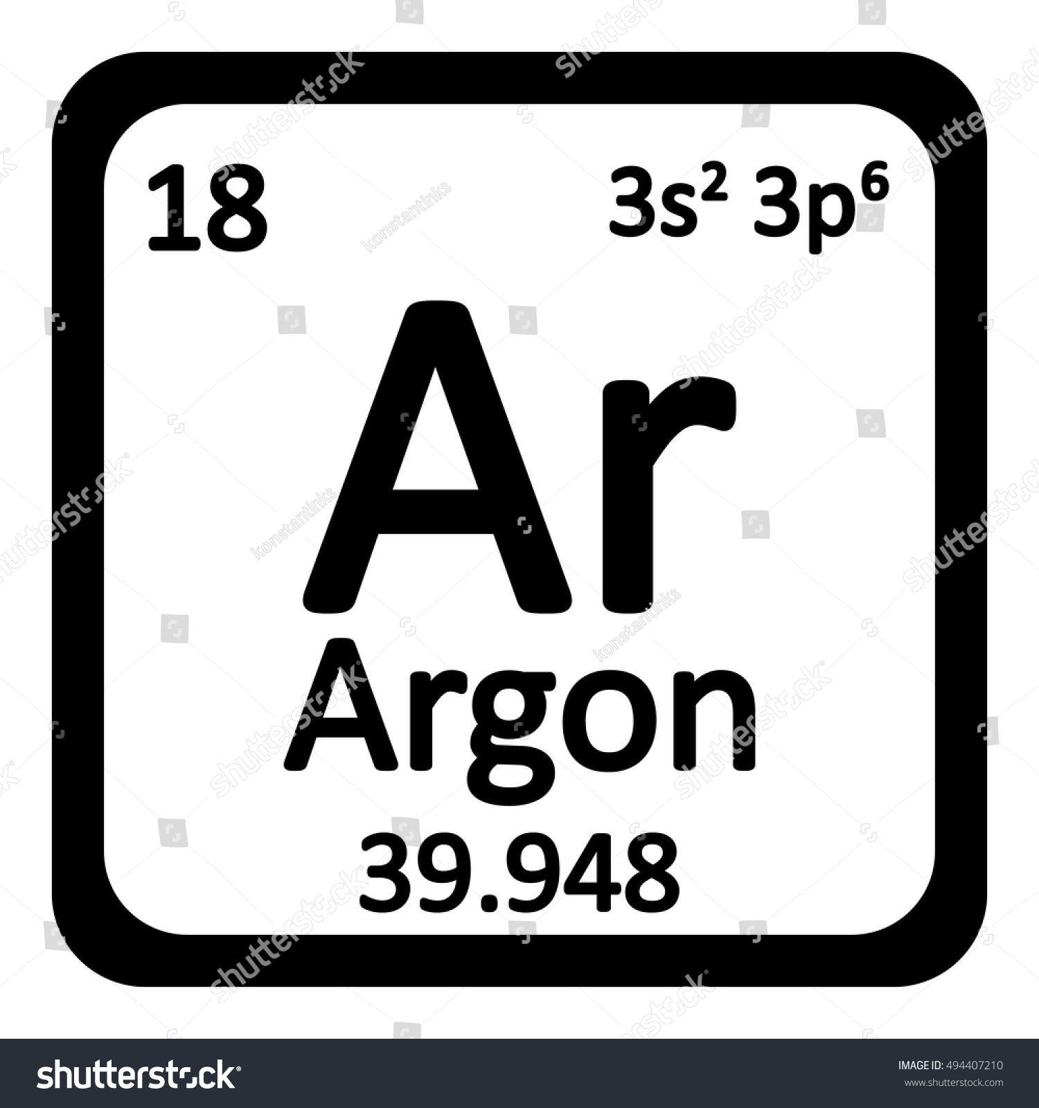 Periodic table element neon icon on stock vector 494407210 periodic table element neon icon on white background vector illustration gamestrikefo Gallery