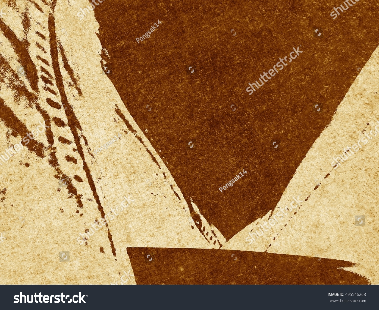 Abstract Grungy Background Volleyball Arrowhead Stock: Art Grunge Brown Abstract Pattern Illustration Stock
