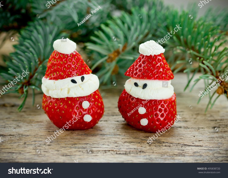 Creative Ideas Edible Gifts Kids Christmas Stock Photo (Edit Now ...