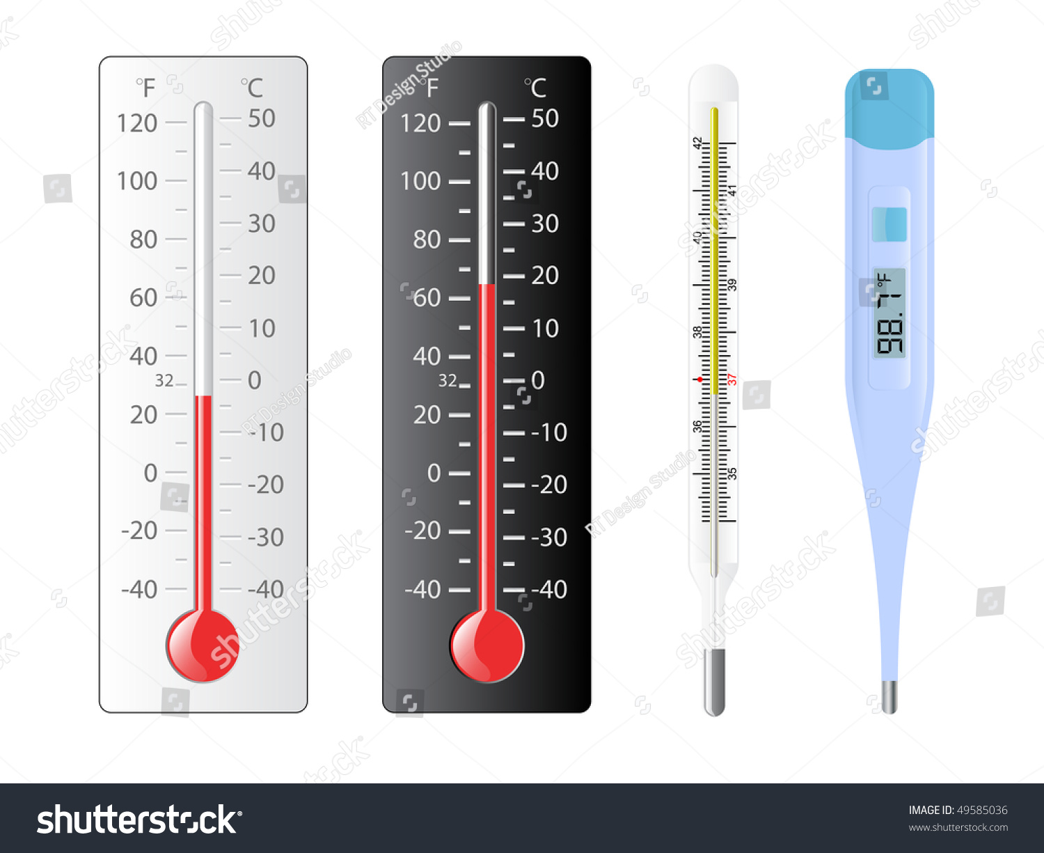 types of thermometers When looking at the different types of swimming pool thermometers available, it can sometime be hard to know what exactly to go for as with most things,.