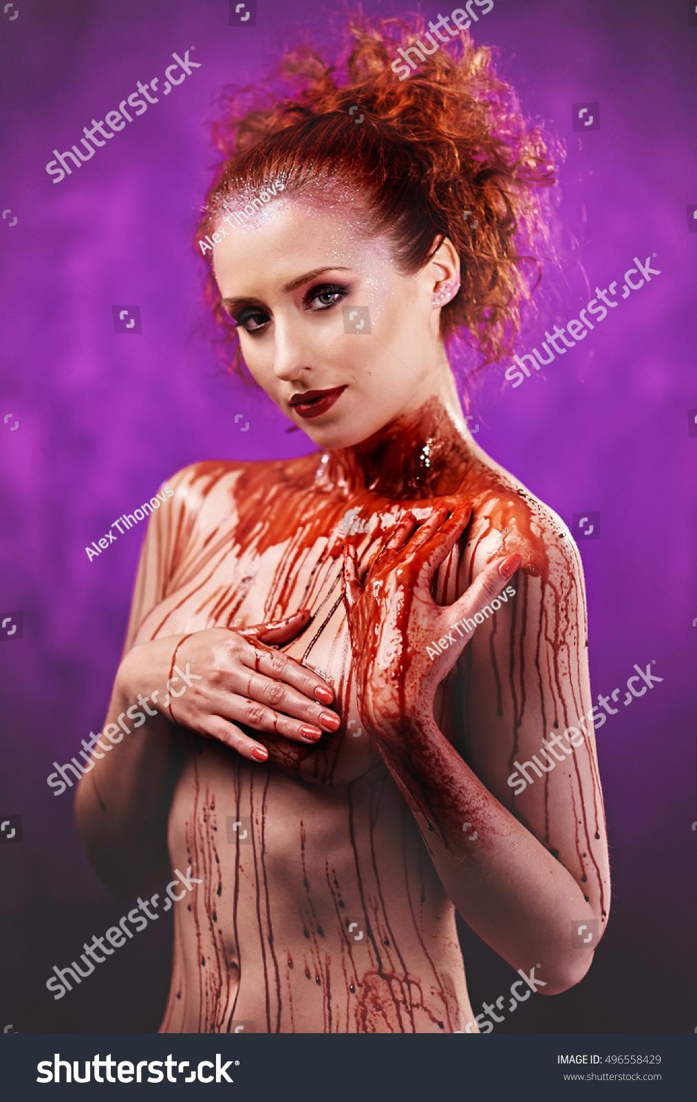 Lana clarkson bondage scene