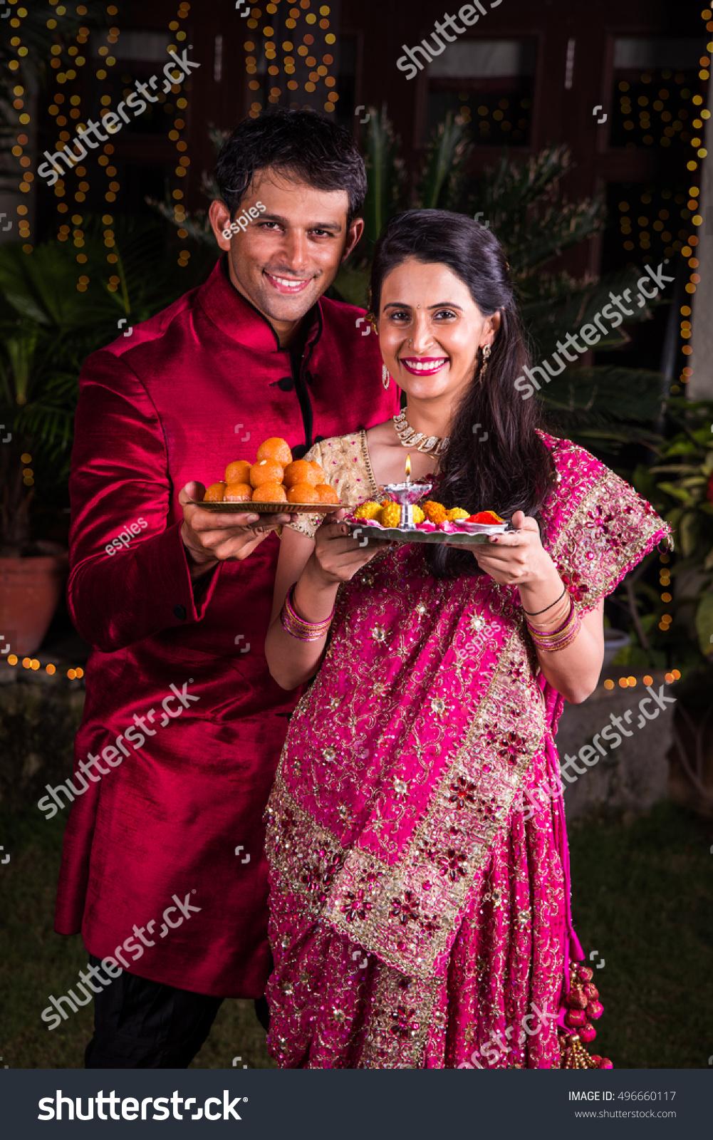 GOOD INDIAN couple