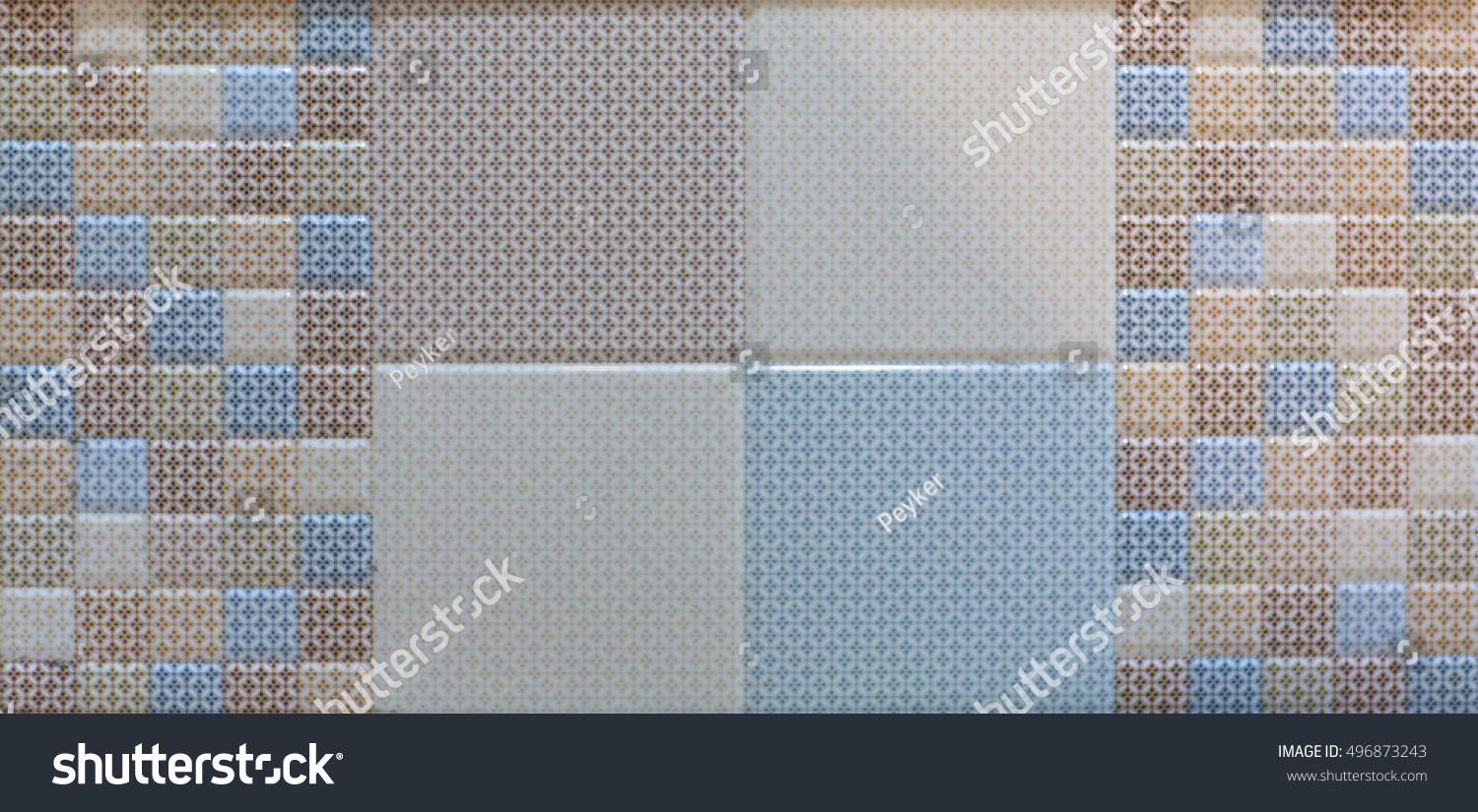 mosaic tiles for decoration of kitchens bathrooms