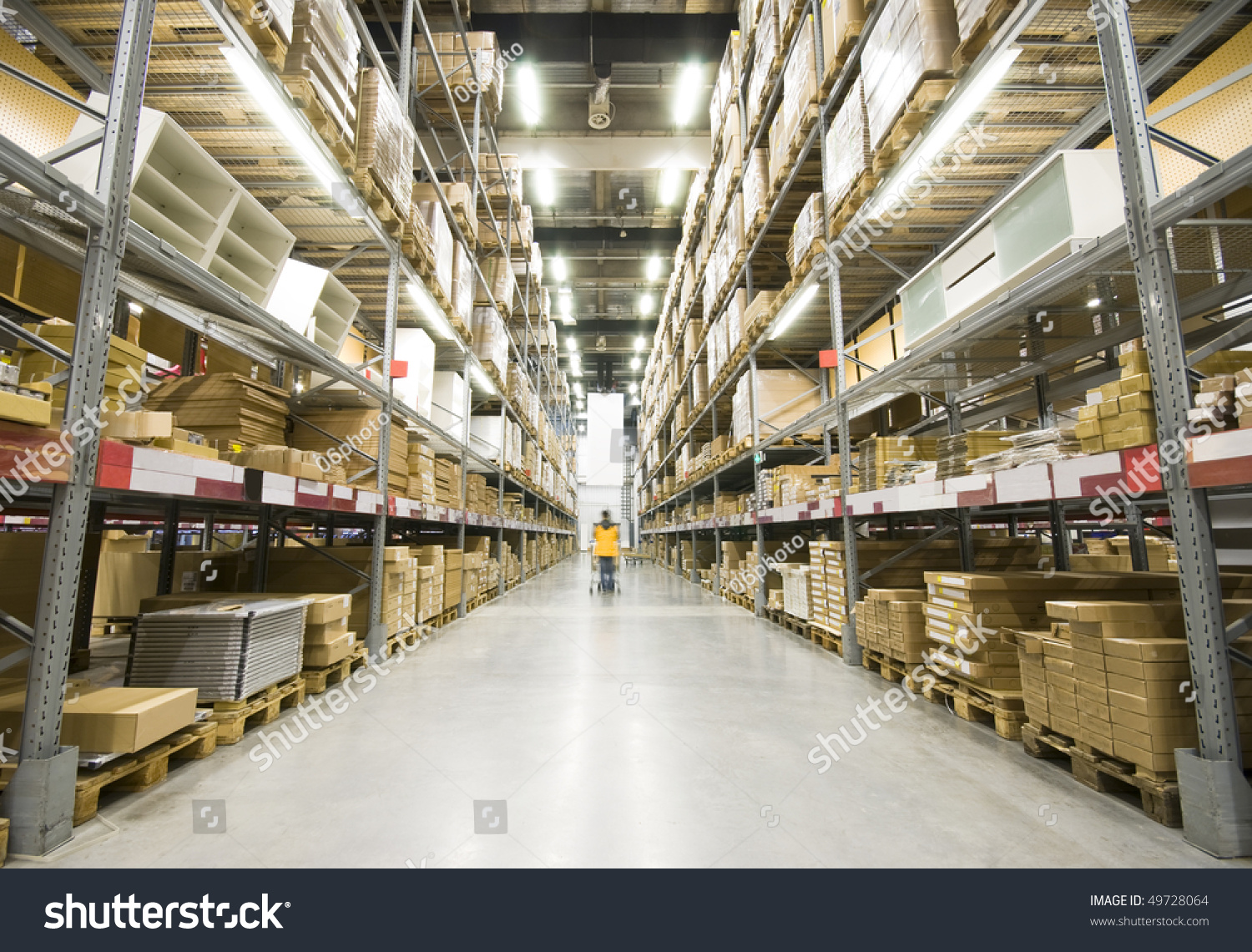 Furniture Warehouse Of Large Furniture Warehouse Stock Photo 49728064 Shutterstock