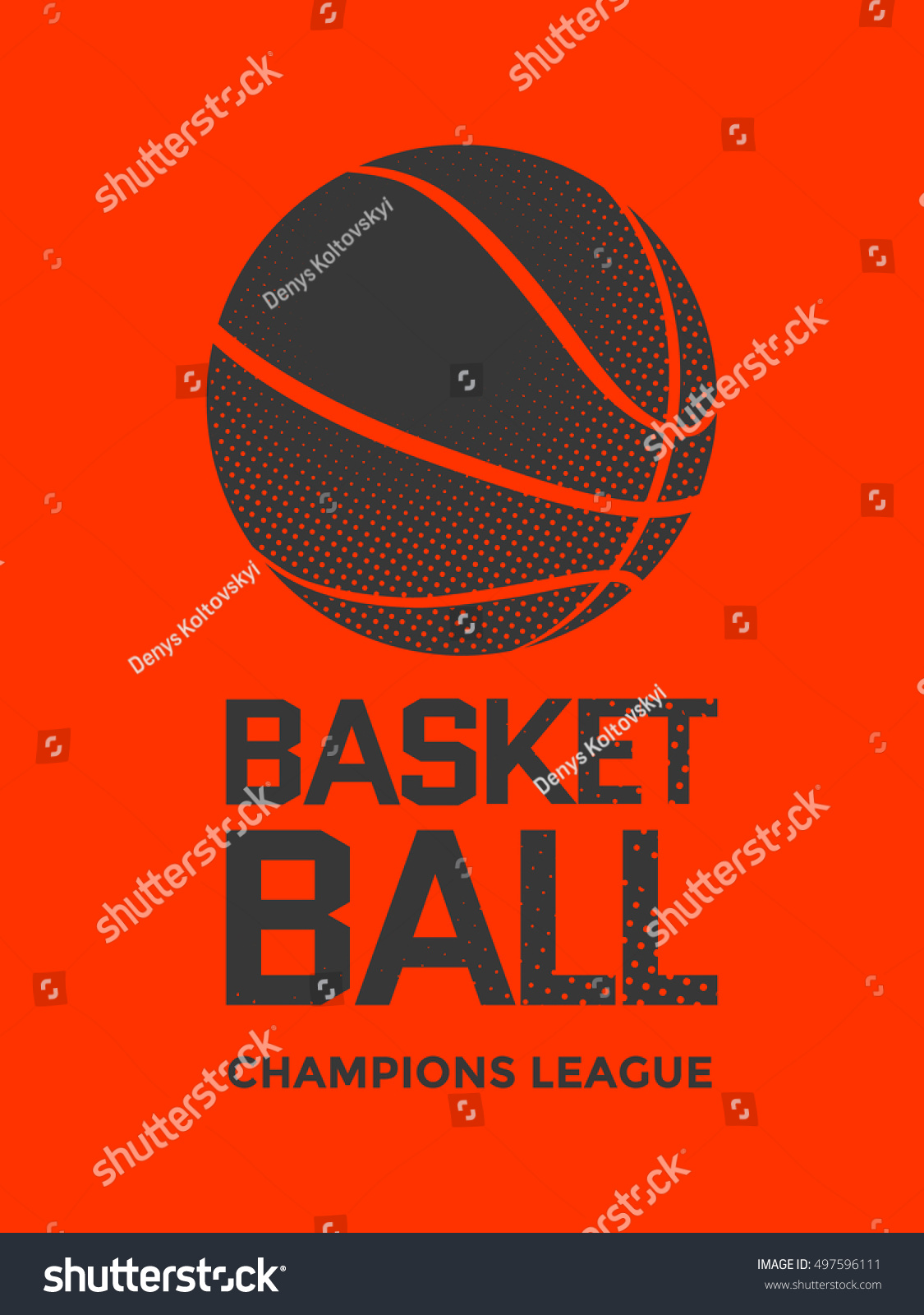 Uncategorized Basketball Pictures To Print basketball champions league poster design print stock vector on t shirt sport illustration