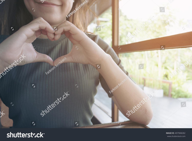 asian girlfriend boyfriend touching each other stock photo & image
