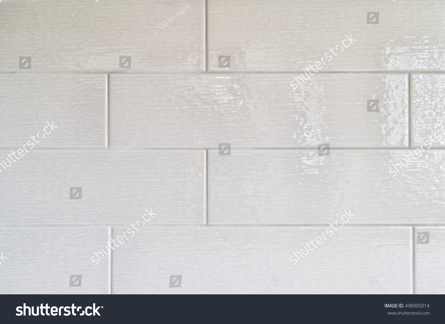 Grey kitchen backsplash made rectangular ceramic stock photo grey kitchen backsplash made with rectangular ceramic tiles dailygadgetfo Images