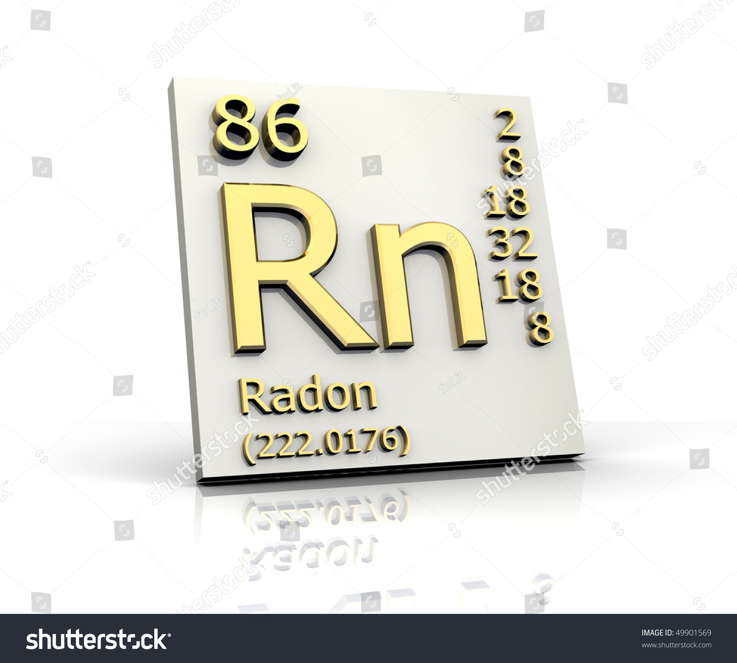 What family is radon in on the periodic table brokeasshome radon form periodic table elements stock ilration 49901569 gamestrikefo Image collections