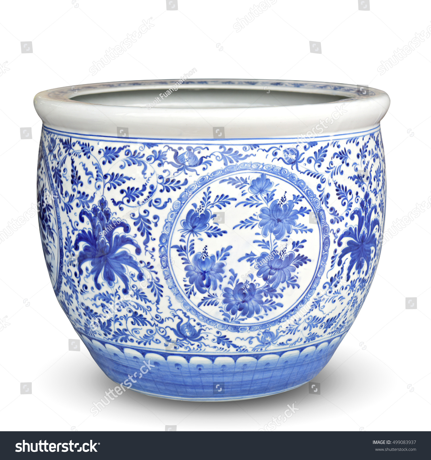 Chinese antique vase isolated on white stock photo 499083937 chinese antique vase isolated on white background this has clipping path reviewsmspy