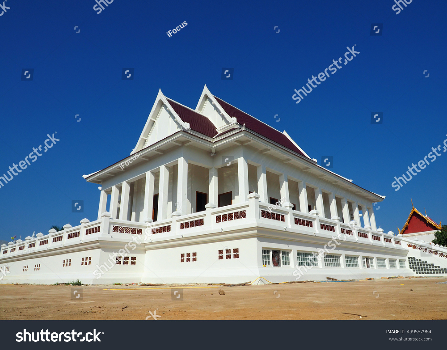 stock-photo-new-assembly-hall-at-buddhis