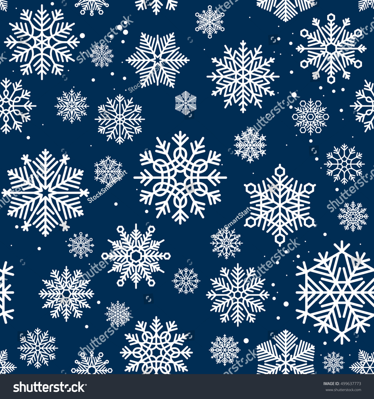 snow vector pattern - photo #46
