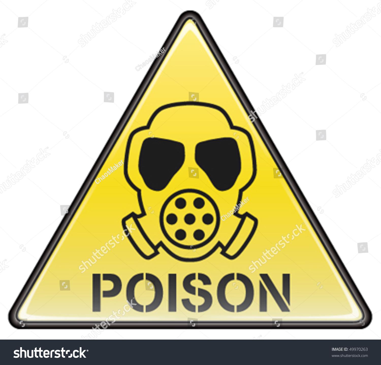 poison gas mask vector triangle hazardous stock vector gas mask clipart gas mask clip art free
