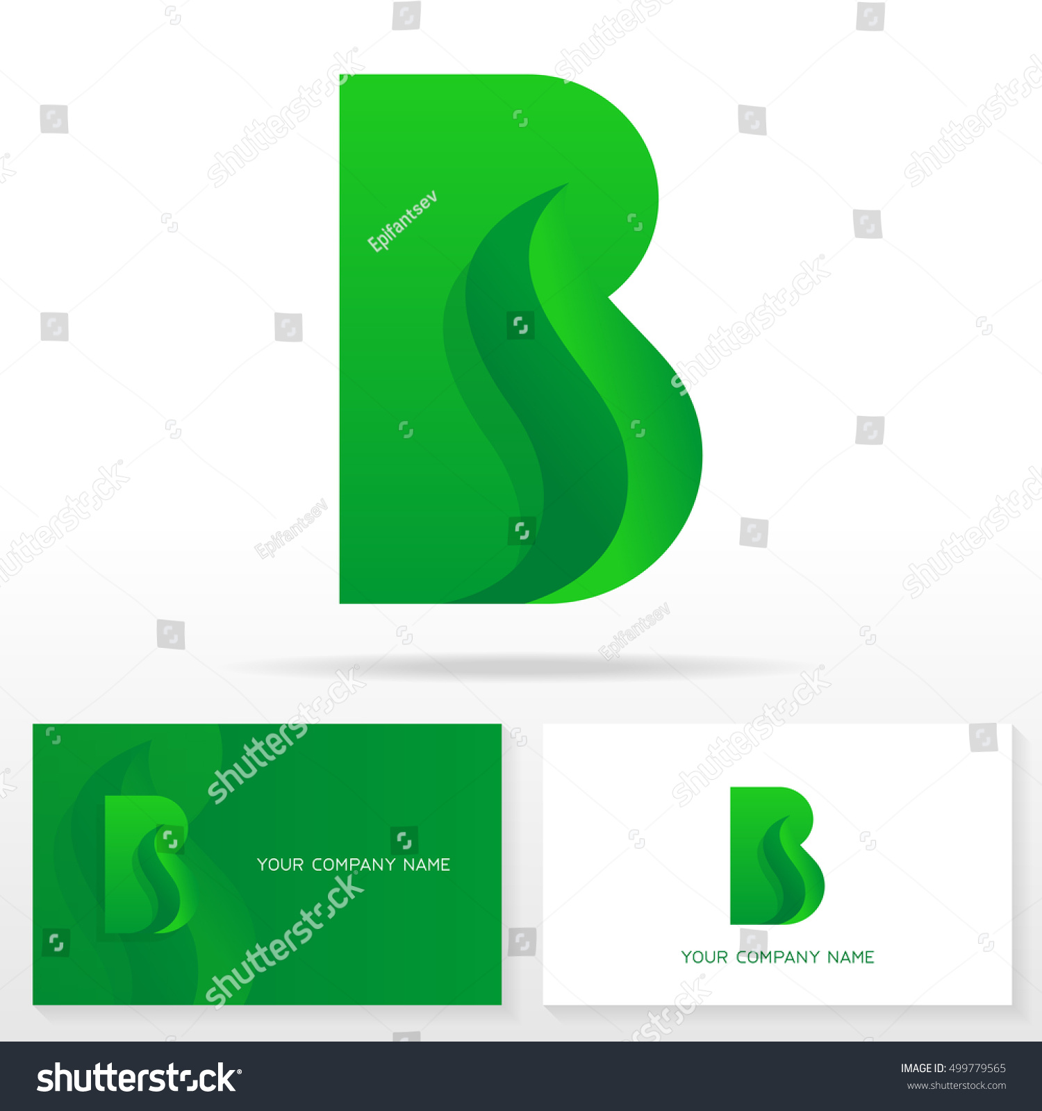 Letter b logo icon design template stock vector 499779565 letter b logo icon design template business card templates vector illustration pronofoot35fo Image collections