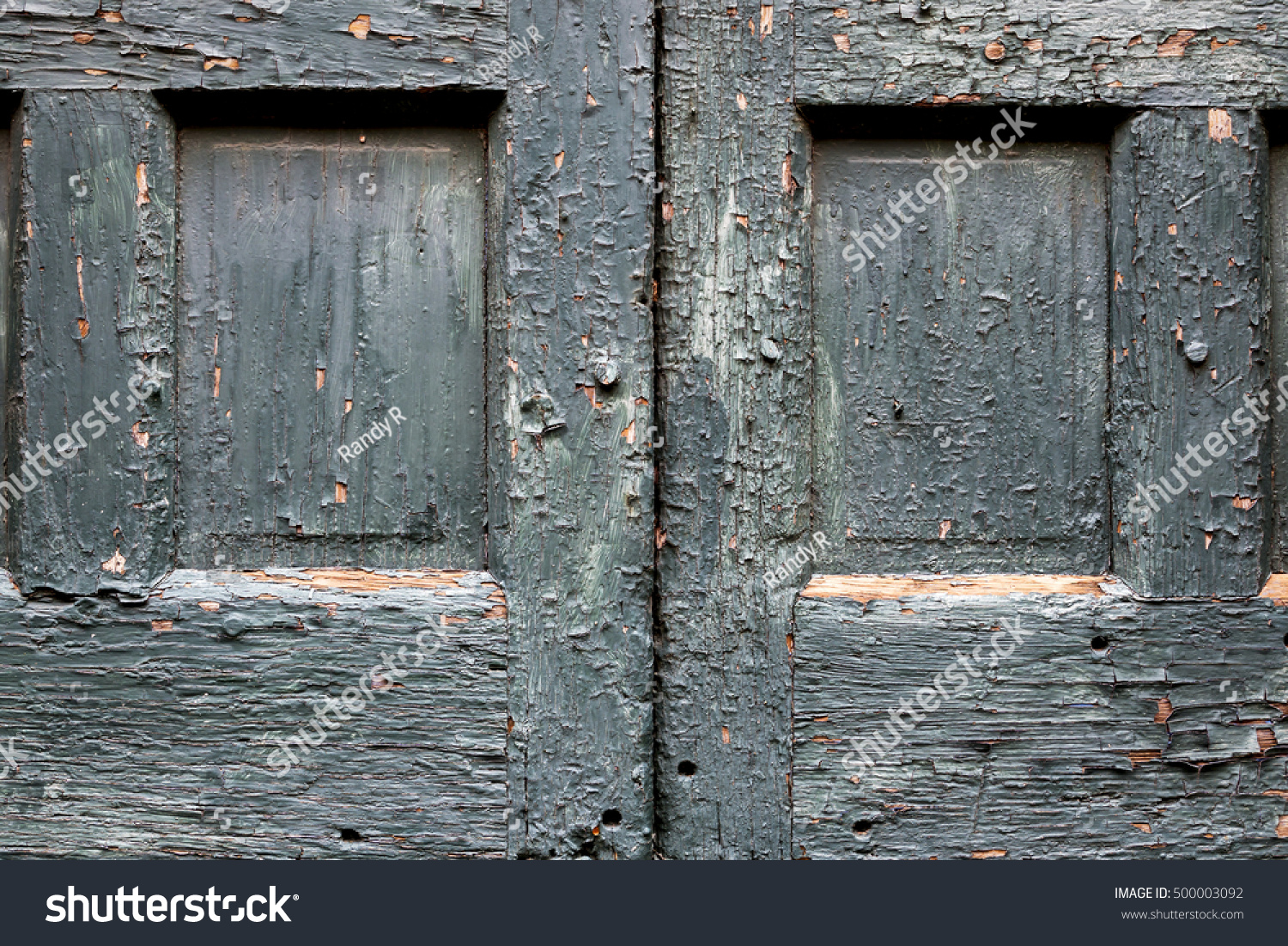 Old exterior wood surface peeling green stock photo 500003092 shutterstock - Exterior paint peeling concept ...