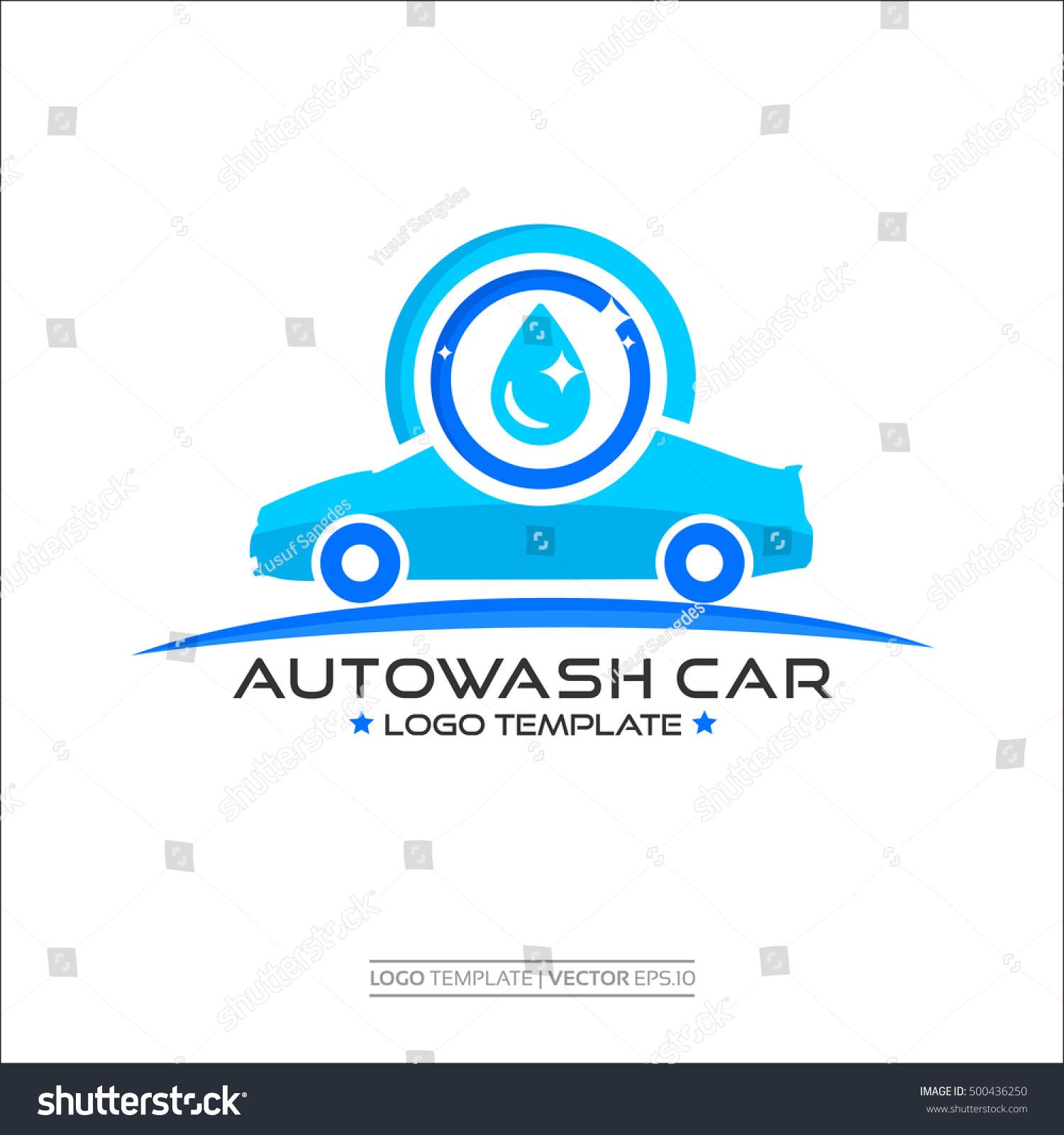 Auto wash car logo template vector stock vector 500436250 auto wash car logo template vector eps10 biocorpaavc