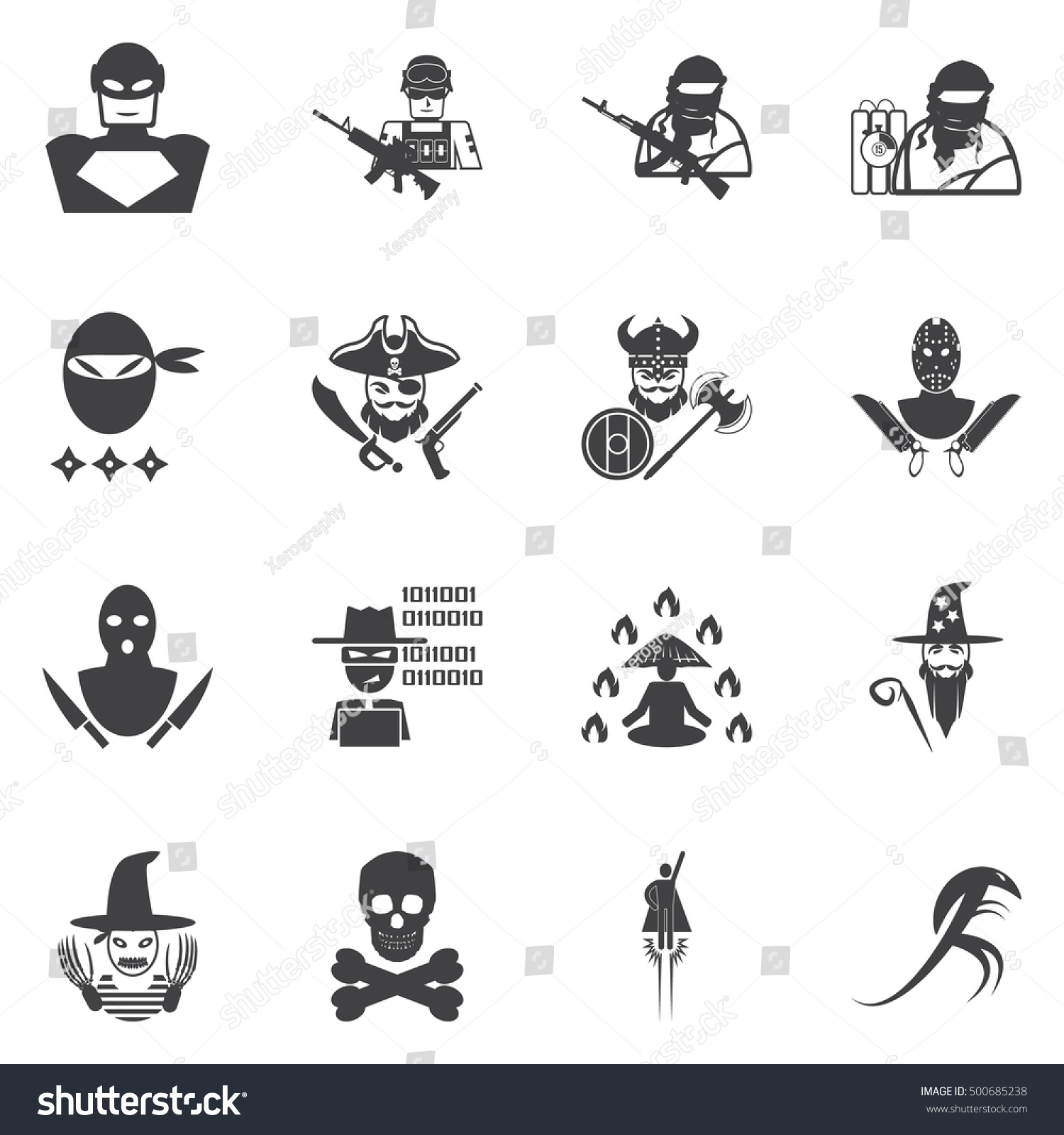 Ancient warrior character good alliance icon stock vector ancient warrior character for good alliance icon symbol sign biocorpaavc Gallery