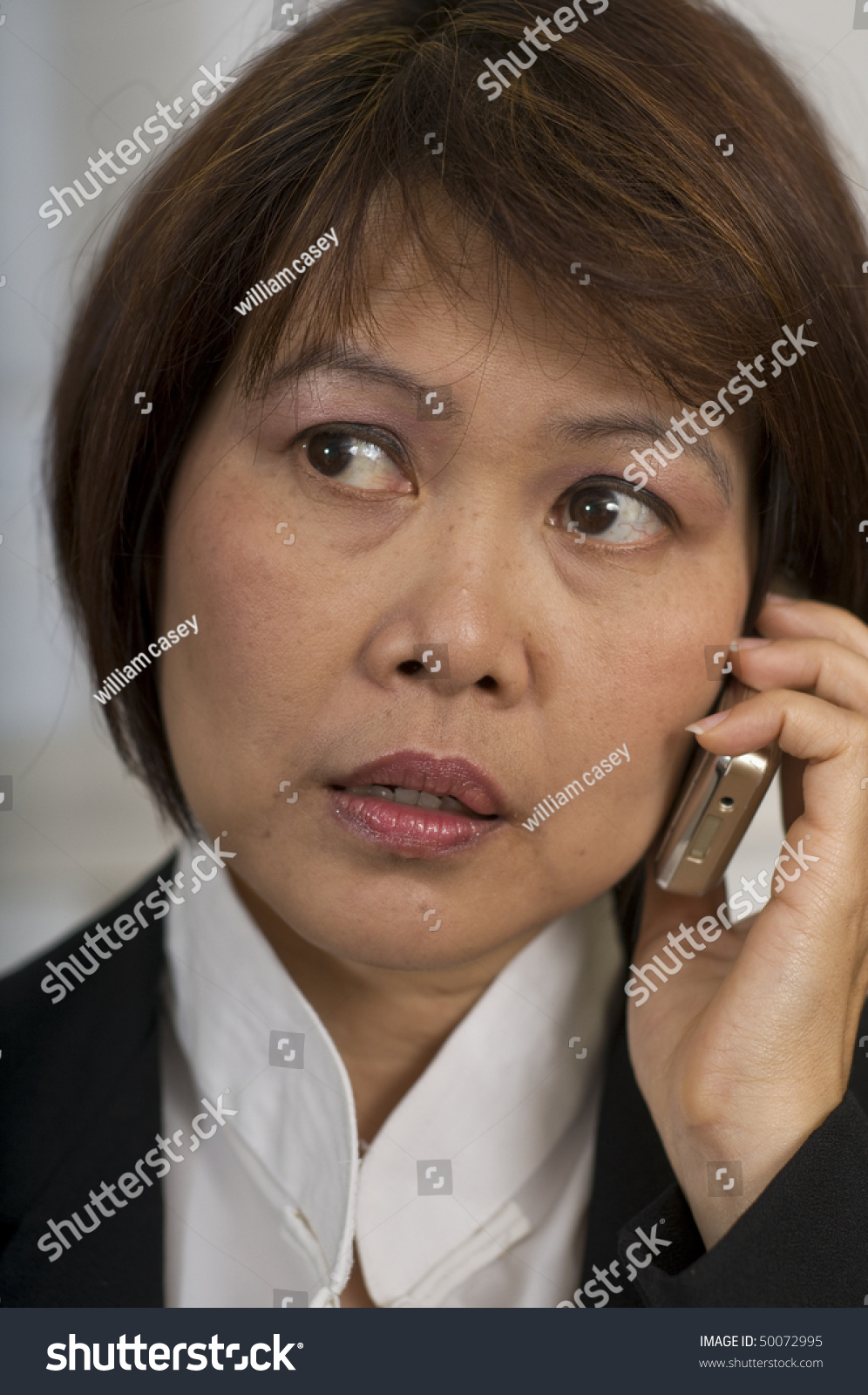 Mature asian women faces