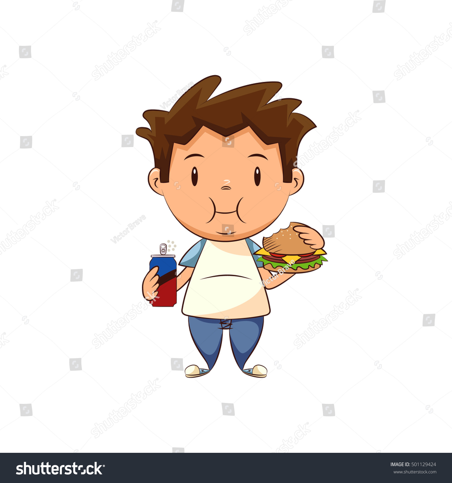 illustration essay on child obesity A lot of children in north america suffer from obesity and weight problems find out more about this serious issue from this great essay example.