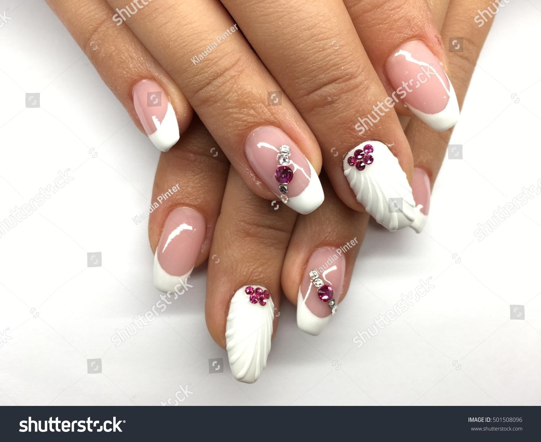 Nail Art Stock Photo (Edit Now) 501508096 - Shutterstock
