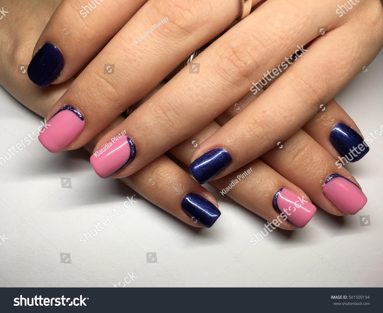 Nail Art Stock Photo (Royalty Free) 501509194 - Shutterstock