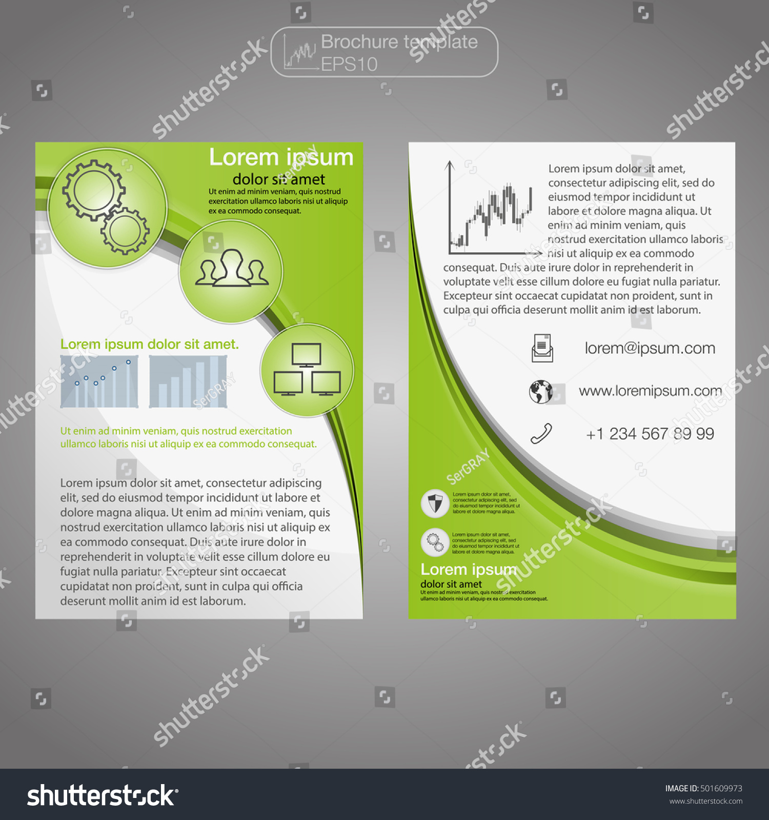 Magnificent 1 Page Resumes Huge 1 Week Calendar Template Flat 1099 Agreement Template 11 Vuze Search Templates Young 15 Year Old Resume Example Pink2 Week Notice Templates Front Back Page Brochure Template Layout Stock Vector 501609973 ..