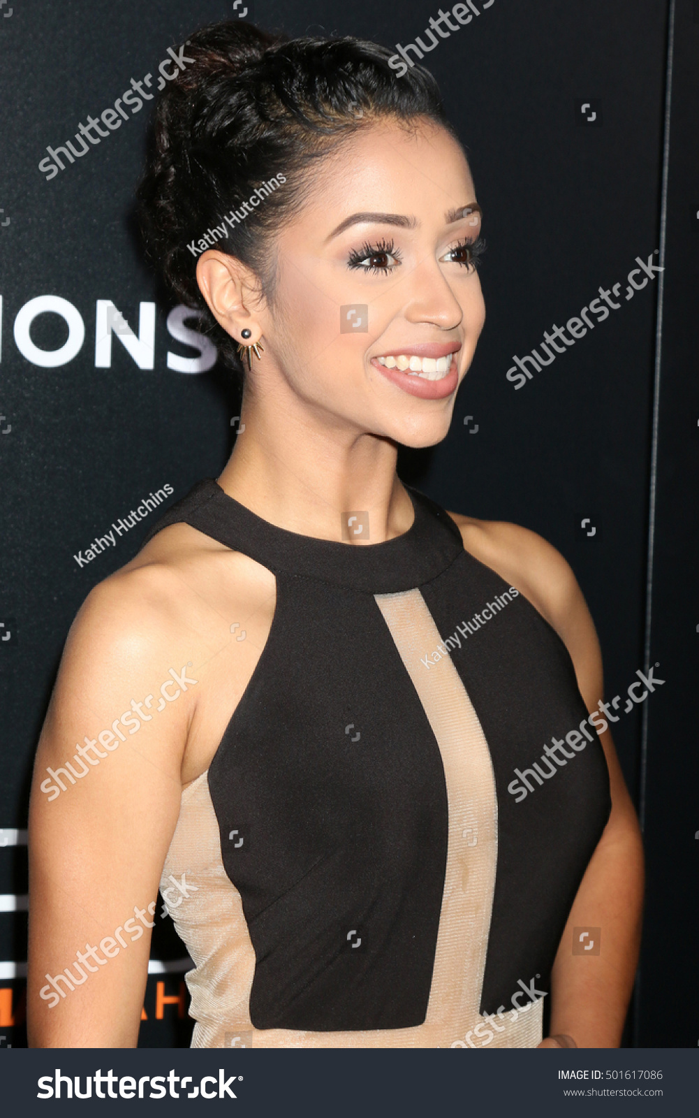 los angeles oct 17 liza koshy stock photo edit now 501617086