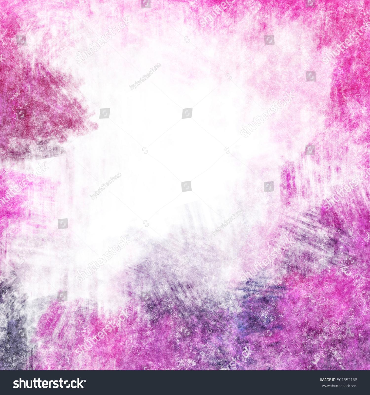 Colorful Framed Grunge Background Texture | EZ Canvas