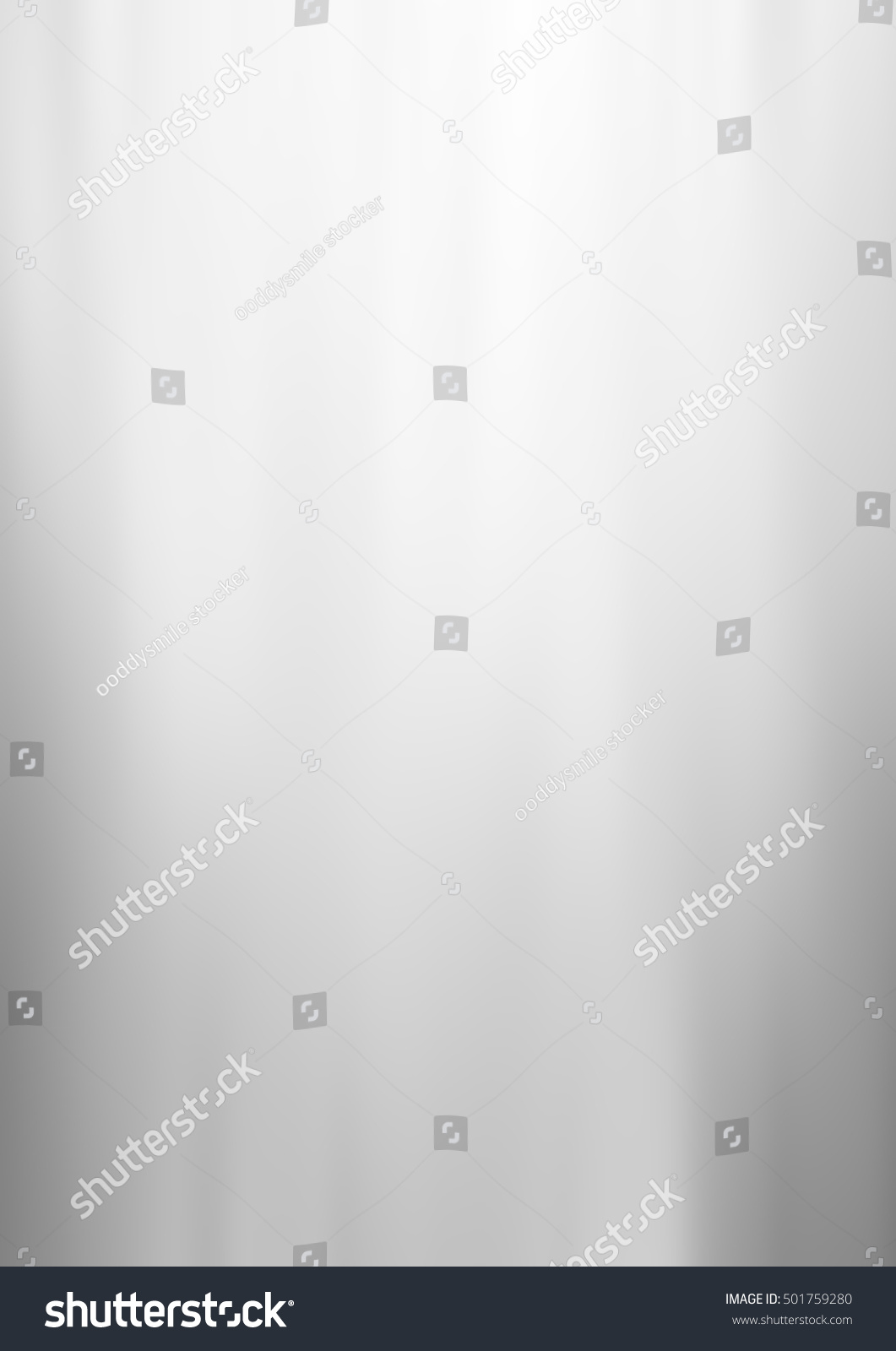 Light Gray Gradient Background Grey Radial Stock Image