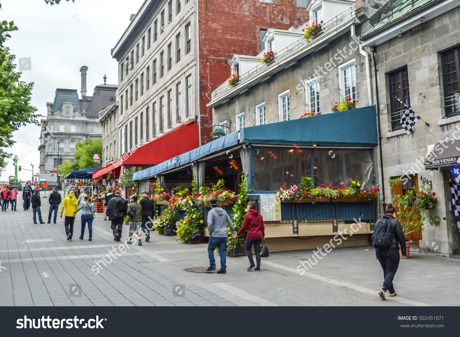 French Restaurant Montreal Old Port