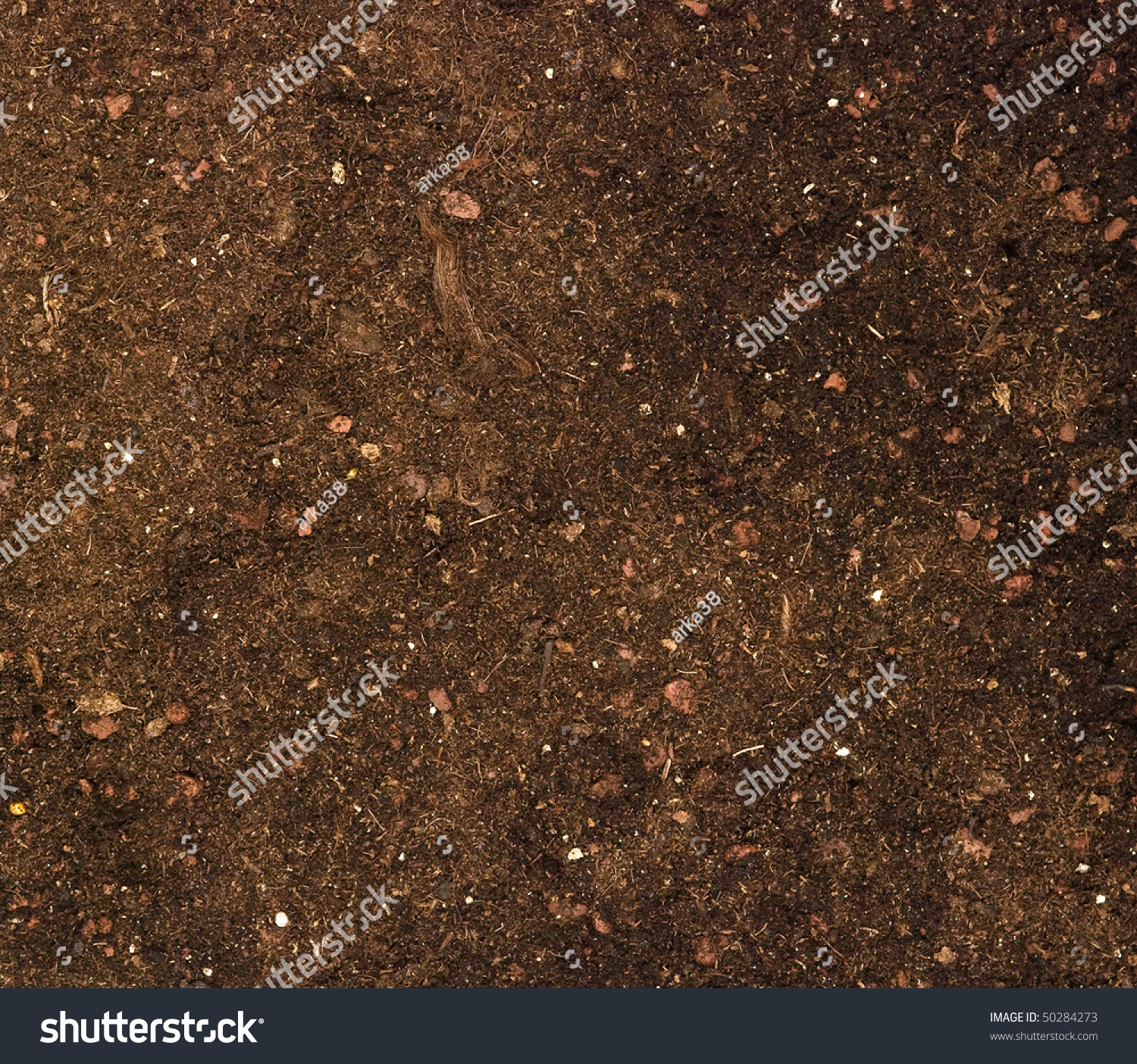 Close up of soil stock photo 50284273 shutterstock for Uses of soil in english