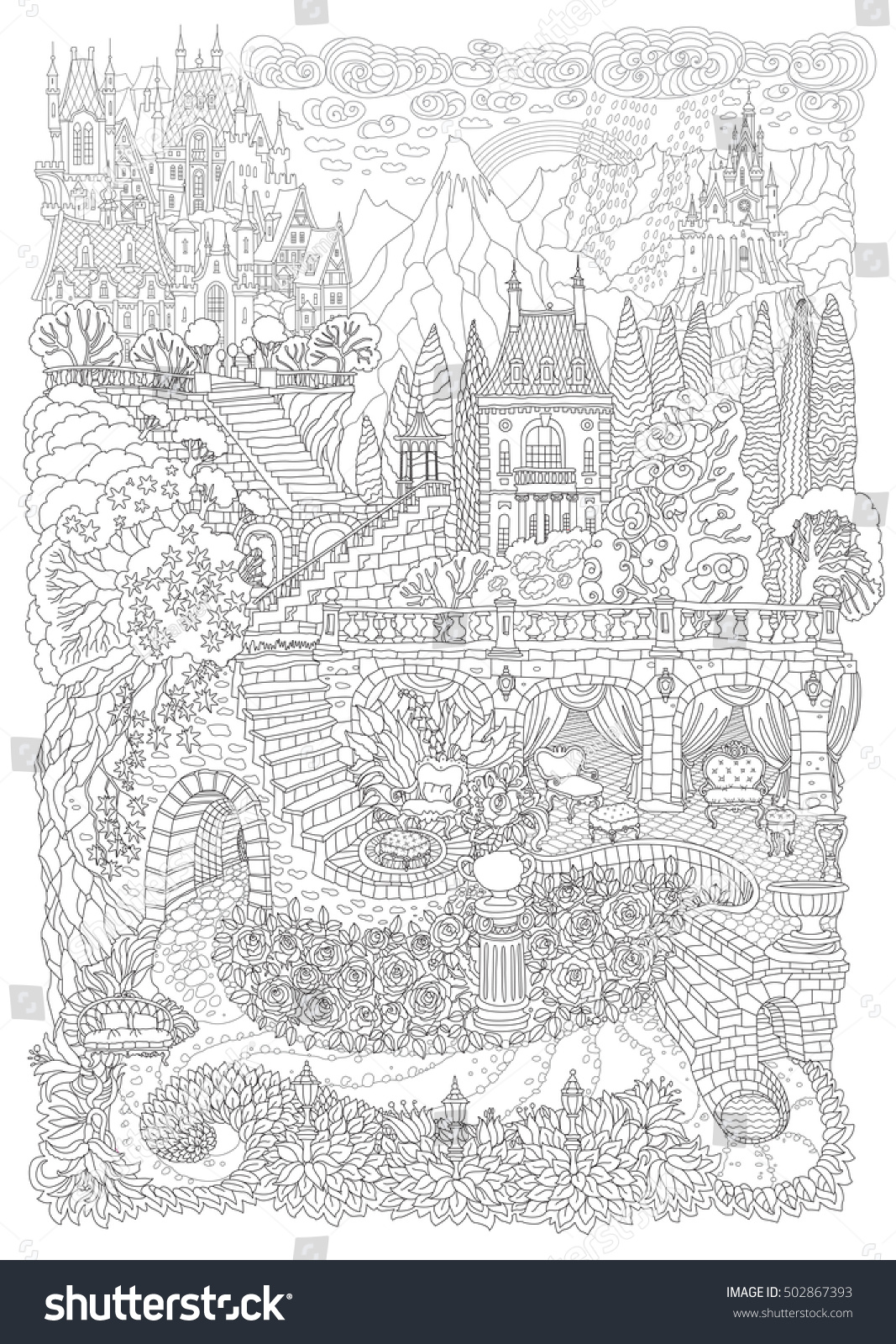 Image Result For Coloring Pages From Coloring Castle