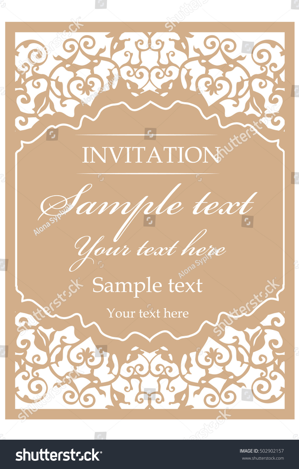 Ornamental vintage frame wedding invitations invitation stock ornamental vintage frame for wedding invitations invitation cards in an vintage style ornate stopboris Gallery