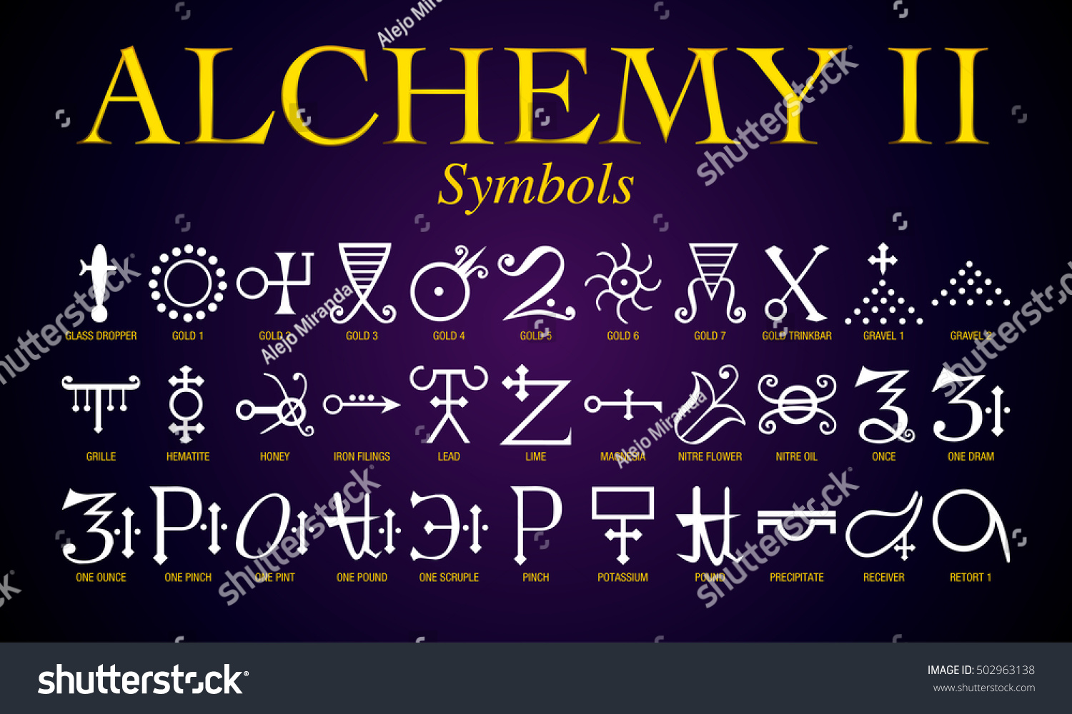 Set alchemy symbols ancient practice shrouded stock vector set of alchemy symbols it is an ancient practice shrouded in mystery and secrecy biocorpaavc Choice Image
