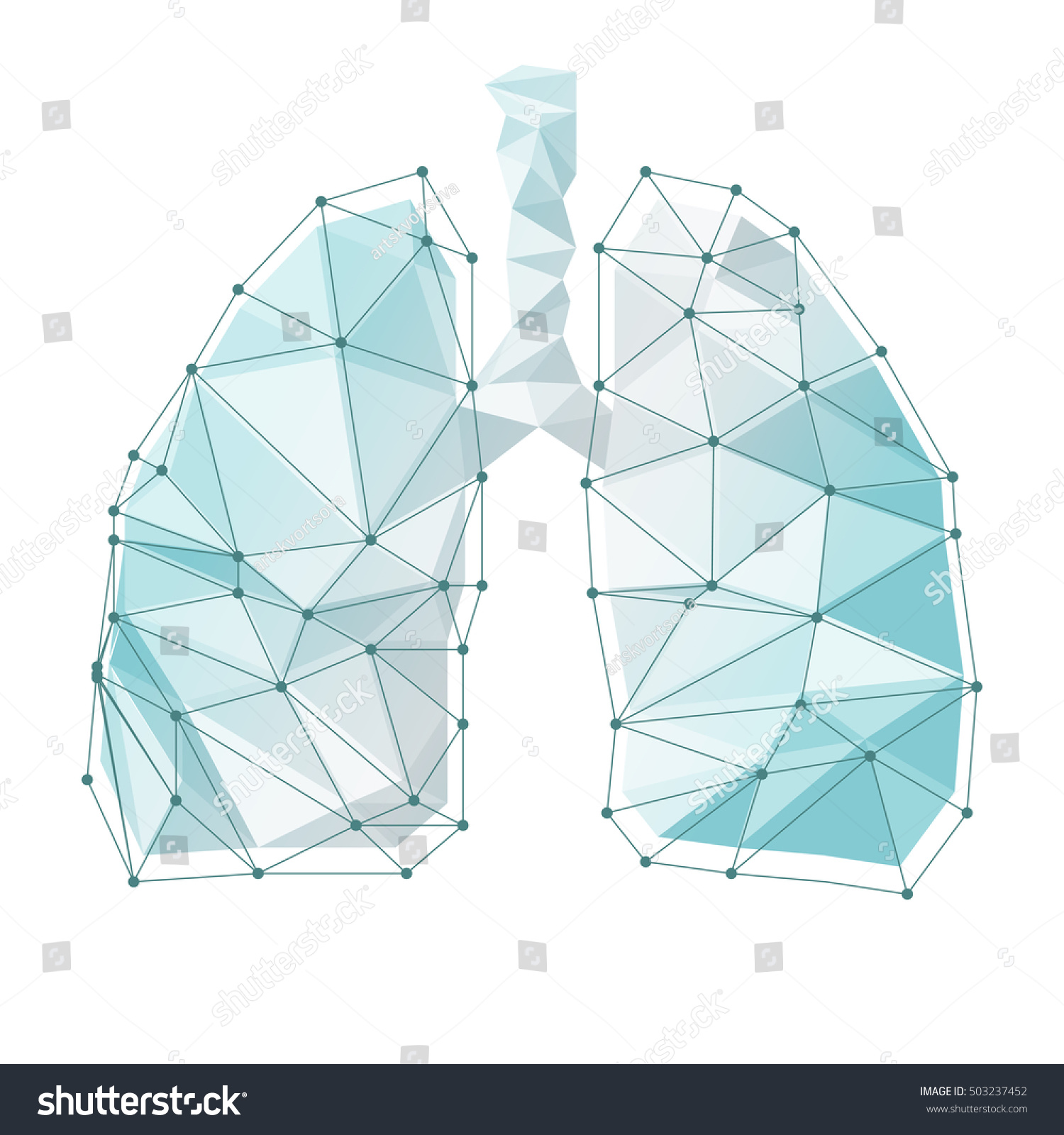 Stock Vector Lungs Symbol Breathing Lunge Exercise Lung Cancer Asthma Tuberculosis Pneumonia Respiratory