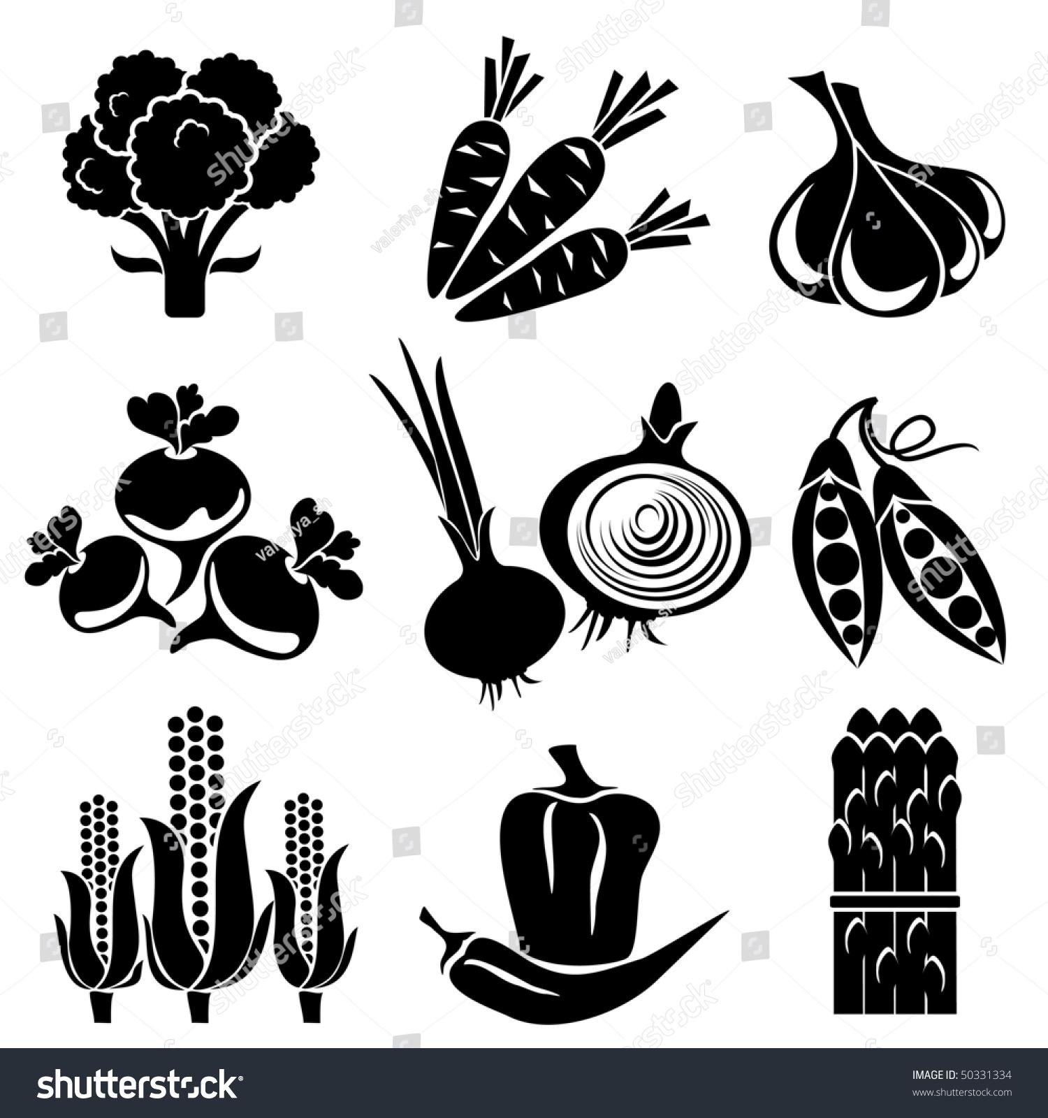 vegetarian silhouette