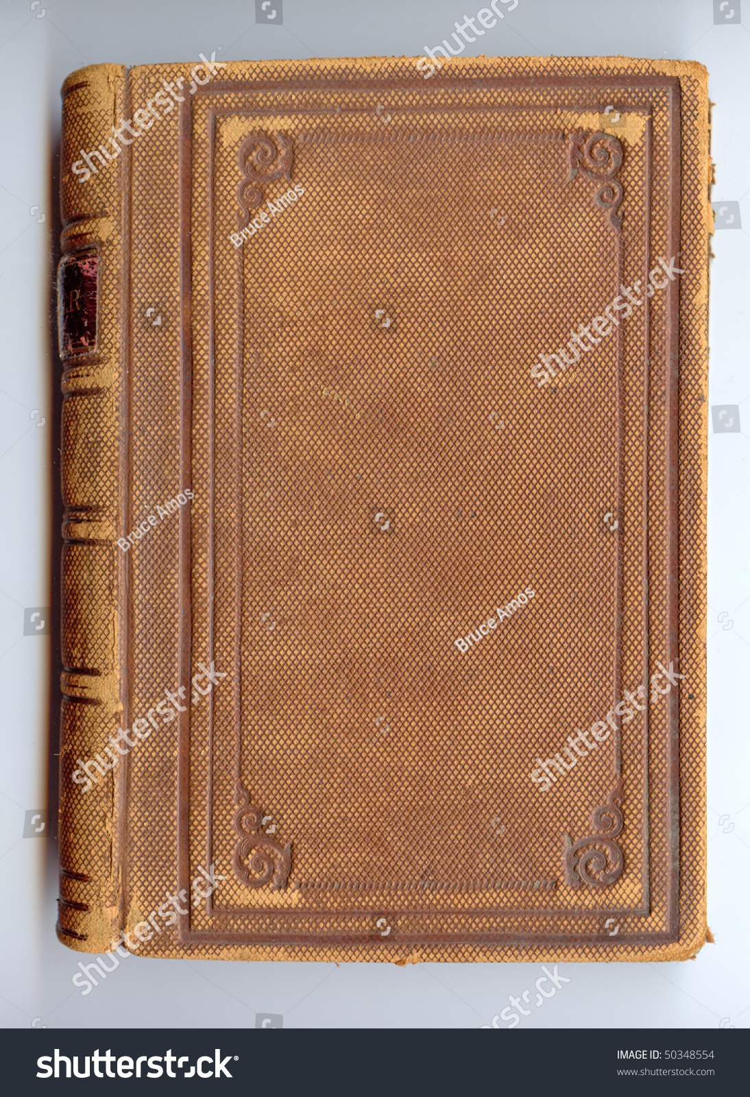 Book Cover Stock Images ~ Antique leather book cover stock photo shutterstock