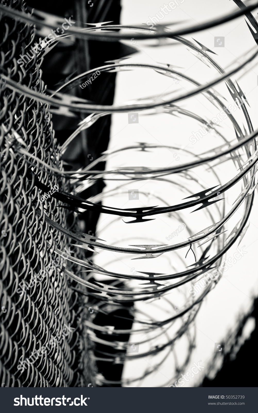 Unique Coiled Razor Wire Photo - Schematic diagram and wiring - boat ...