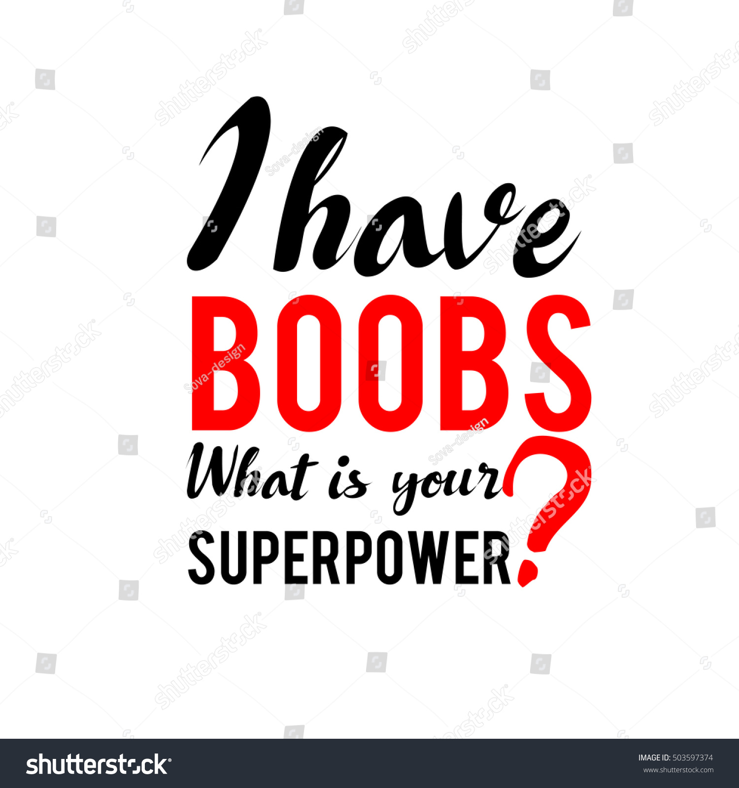 what s it like to have boobs