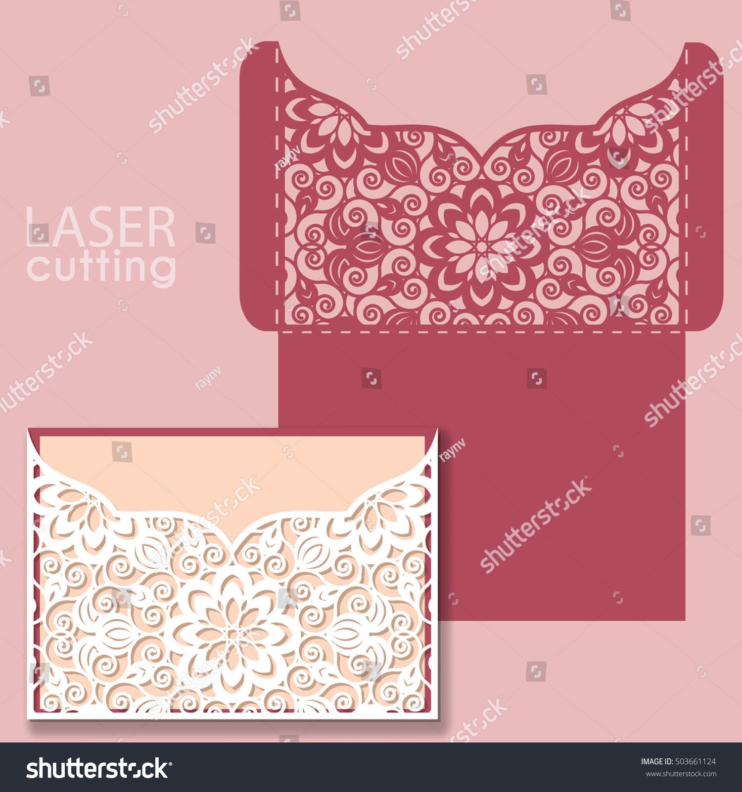 Wedding Card Envelope Templates