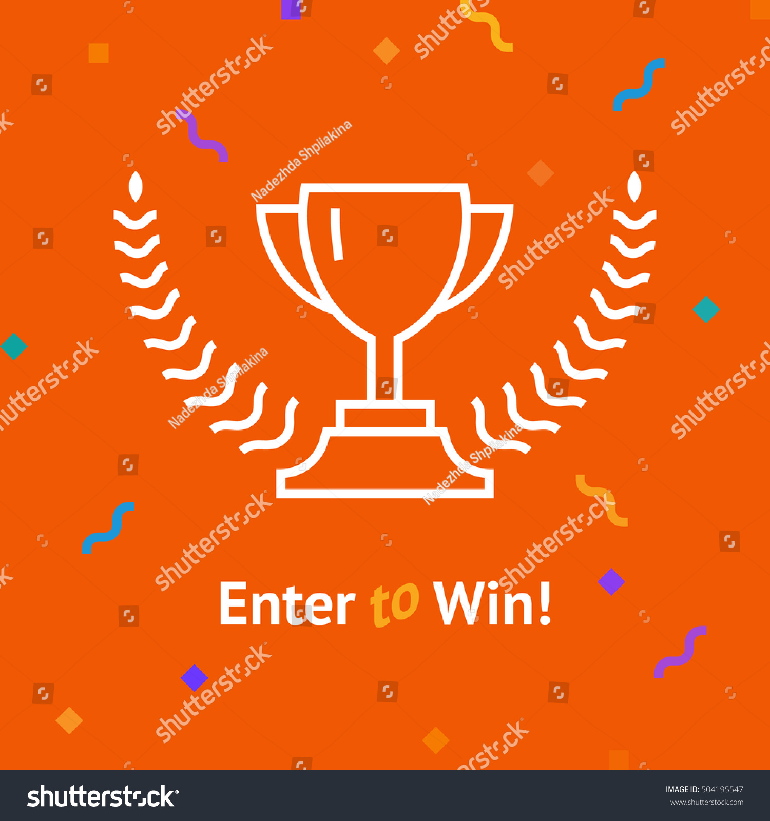 Vector cup thin line victory bowl stock vector 504195547 thin line victory bowl trophy super bowl icon white super cup biocorpaavc