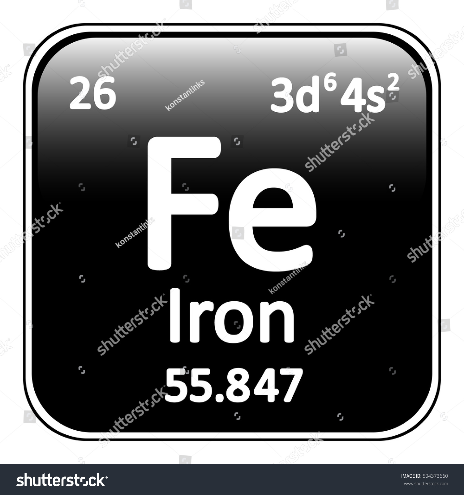 Iron on periodic table images periodic table images symbol for iron on periodic table images periodic table images whats iron on the periodic table gamestrikefo Images