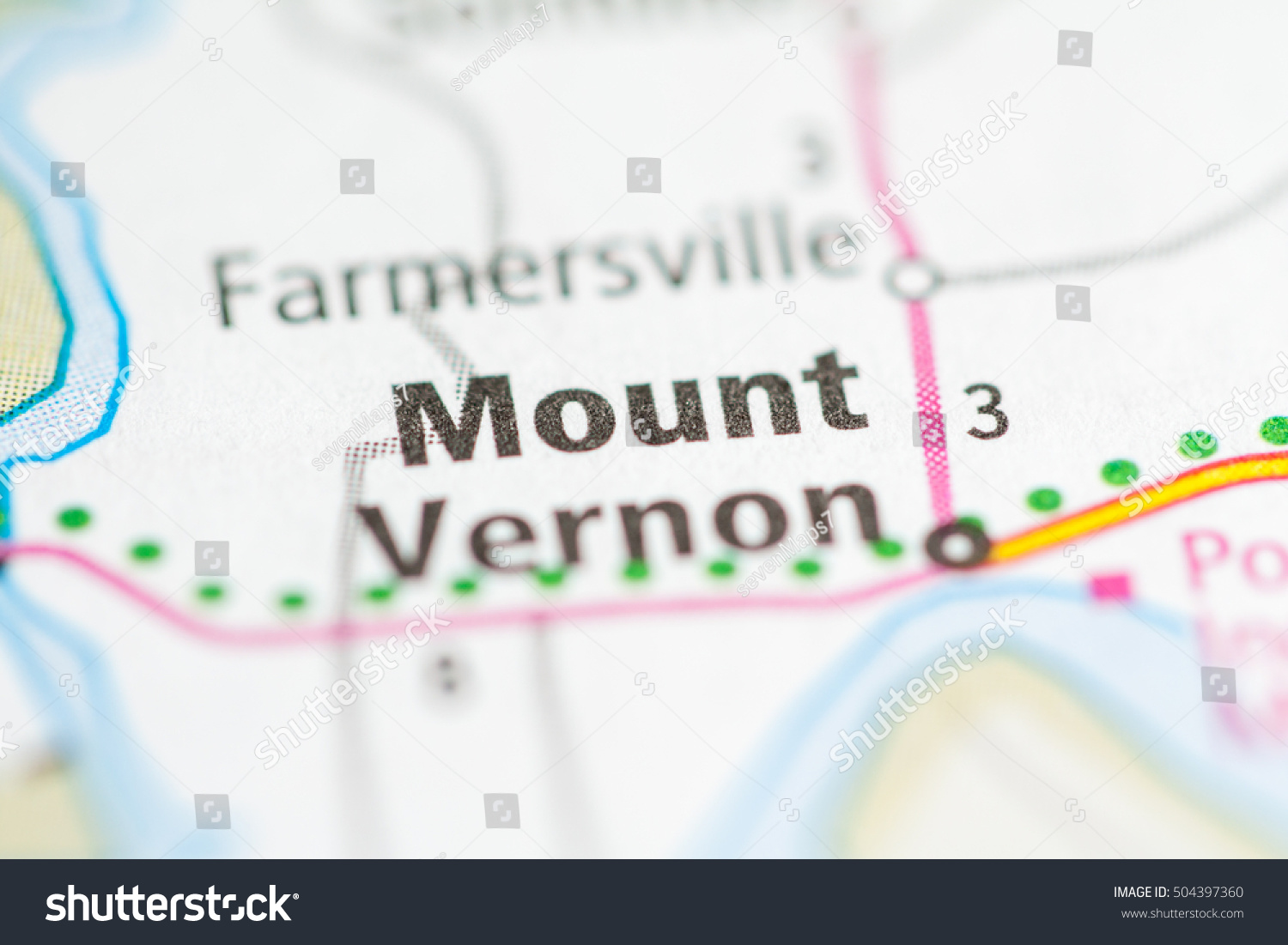 Mount Vernon Indiana Usa Stock Photo Edit Now 504397360 Shutterstock