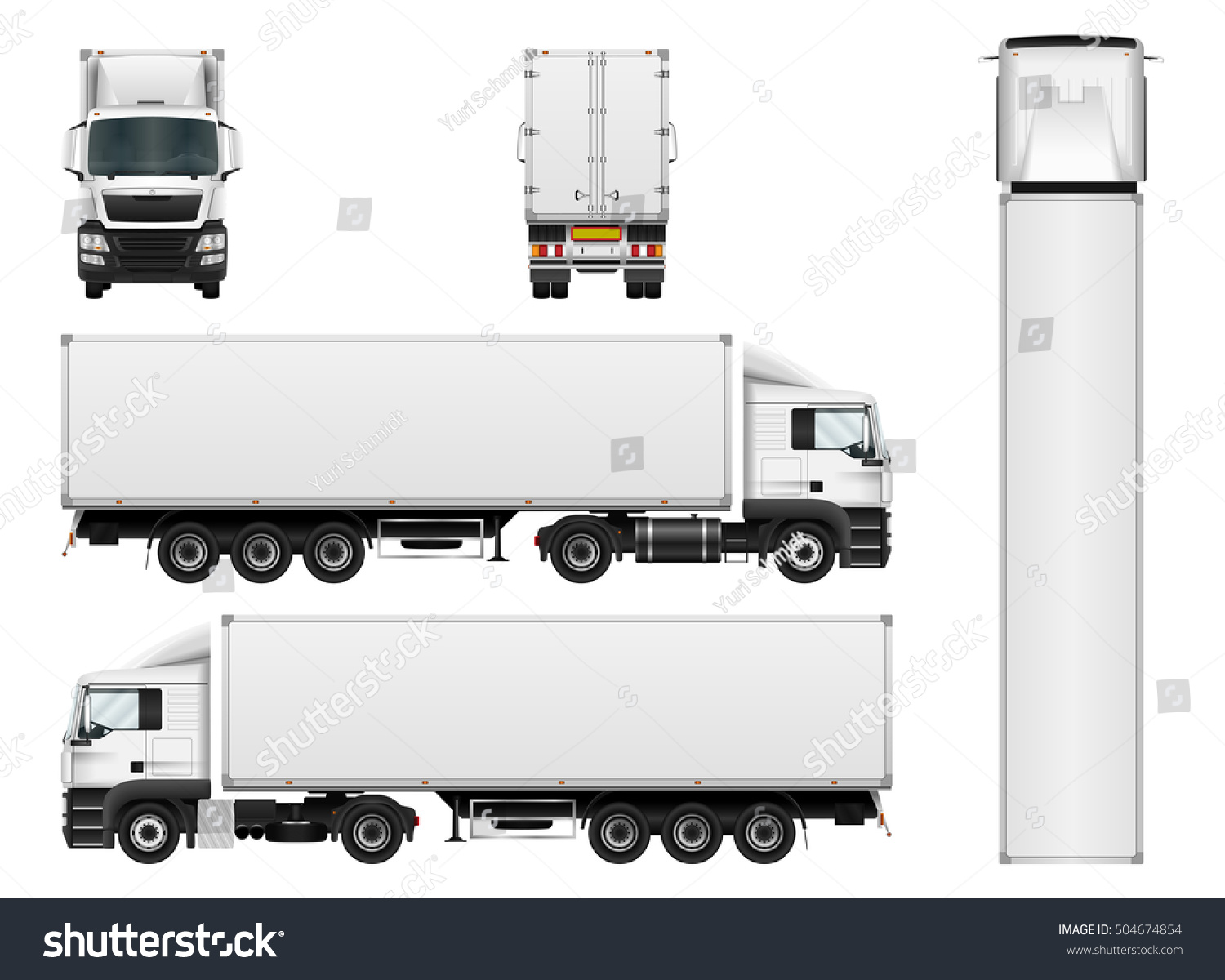 Similiar Trailer Graphics Template Keywords