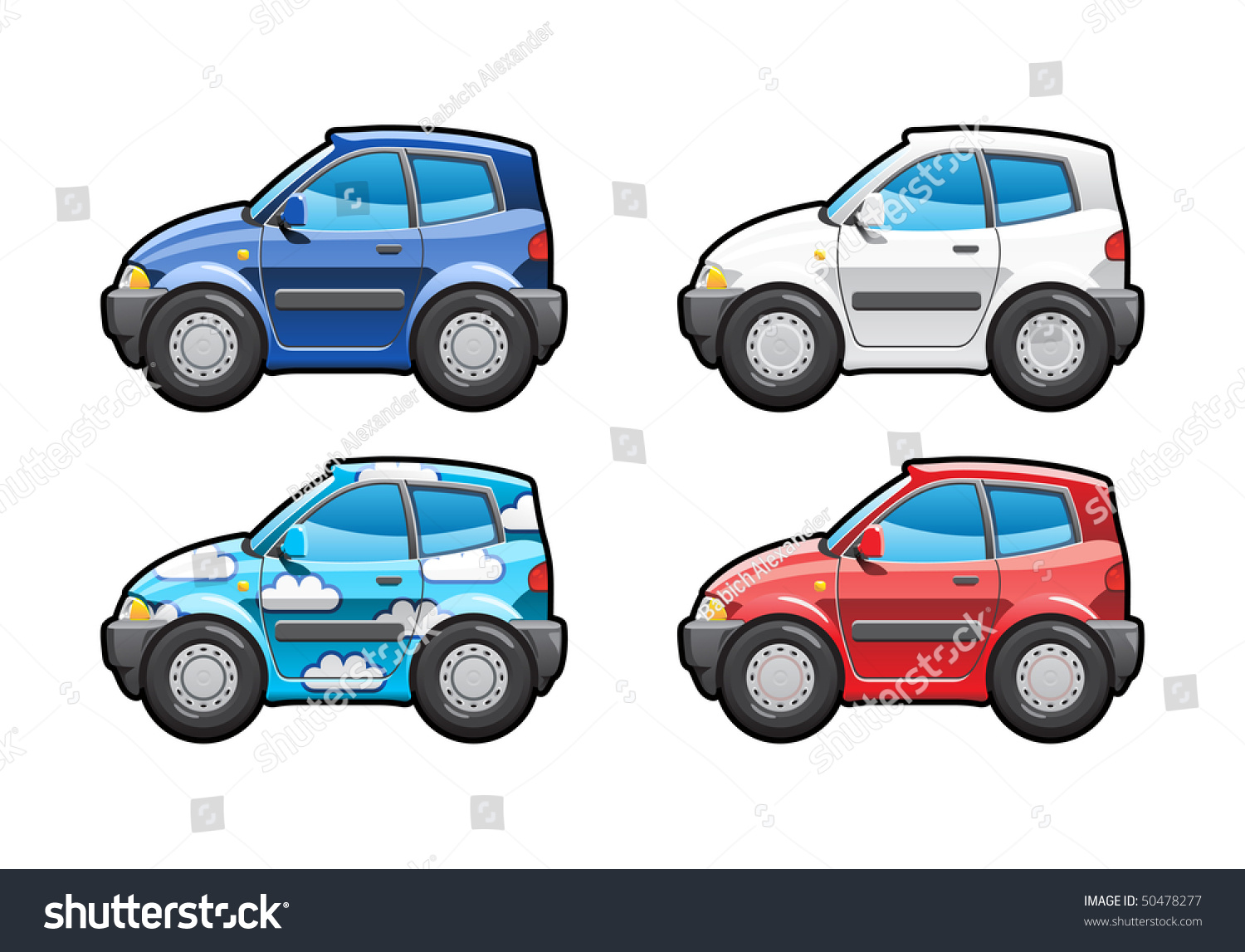 hatchback part my collections car body stock vector 50478277 shutterstock. Black Bedroom Furniture Sets. Home Design Ideas